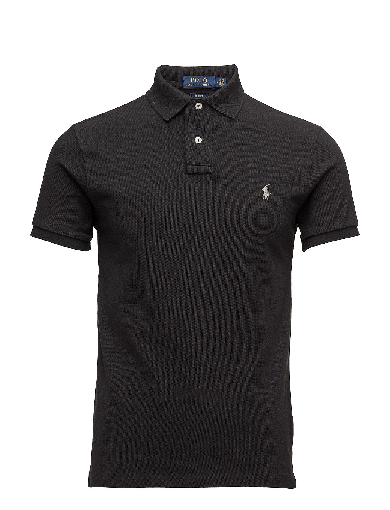 Fit Polo Mesh grey Black PRalph Lauren Shirtpolo Slim RqL5j34cA