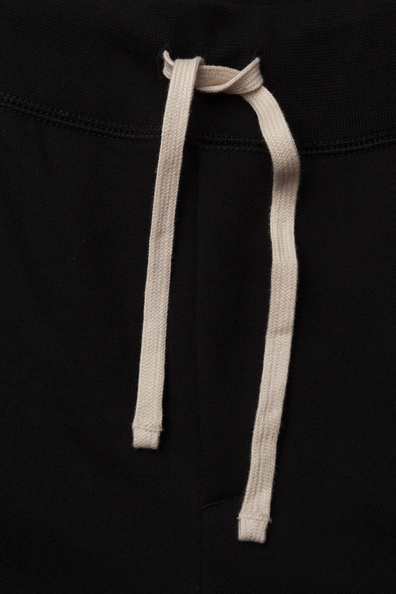 blend Joggerpolo fleece Lauren Ralph Cotton BlackPolo 0v8ymNnwO