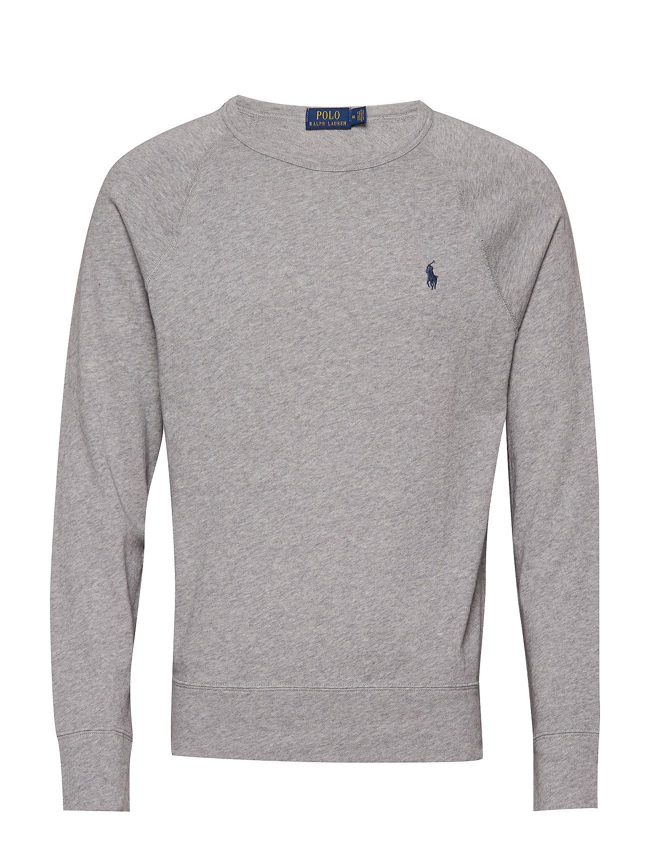 Polo Ralph Lauren Cotton Spa Terry Sweatshirt