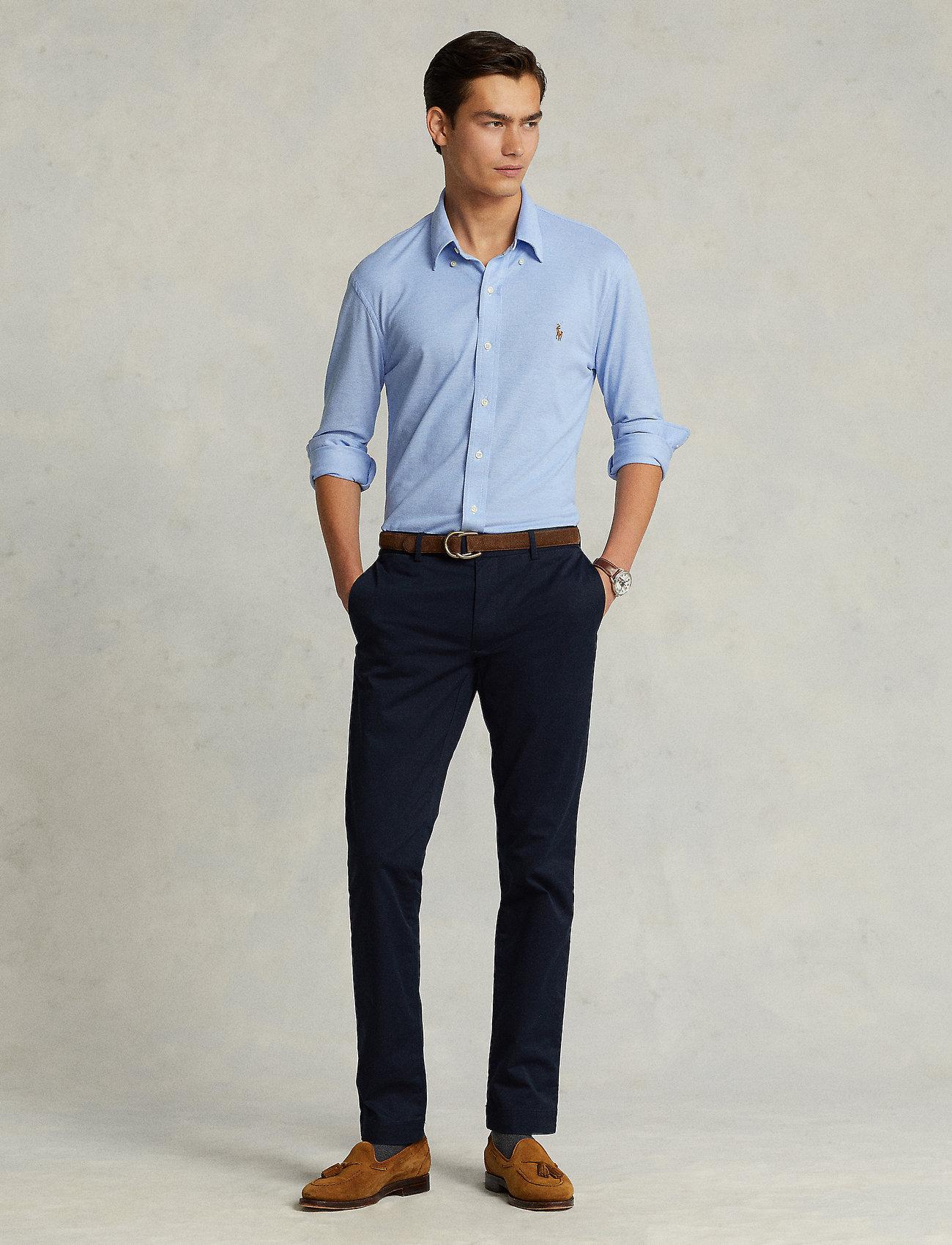 Polo Ralph Lauren - Stretch Slim Fit Chino Pant - chinos - aviator navy - 0