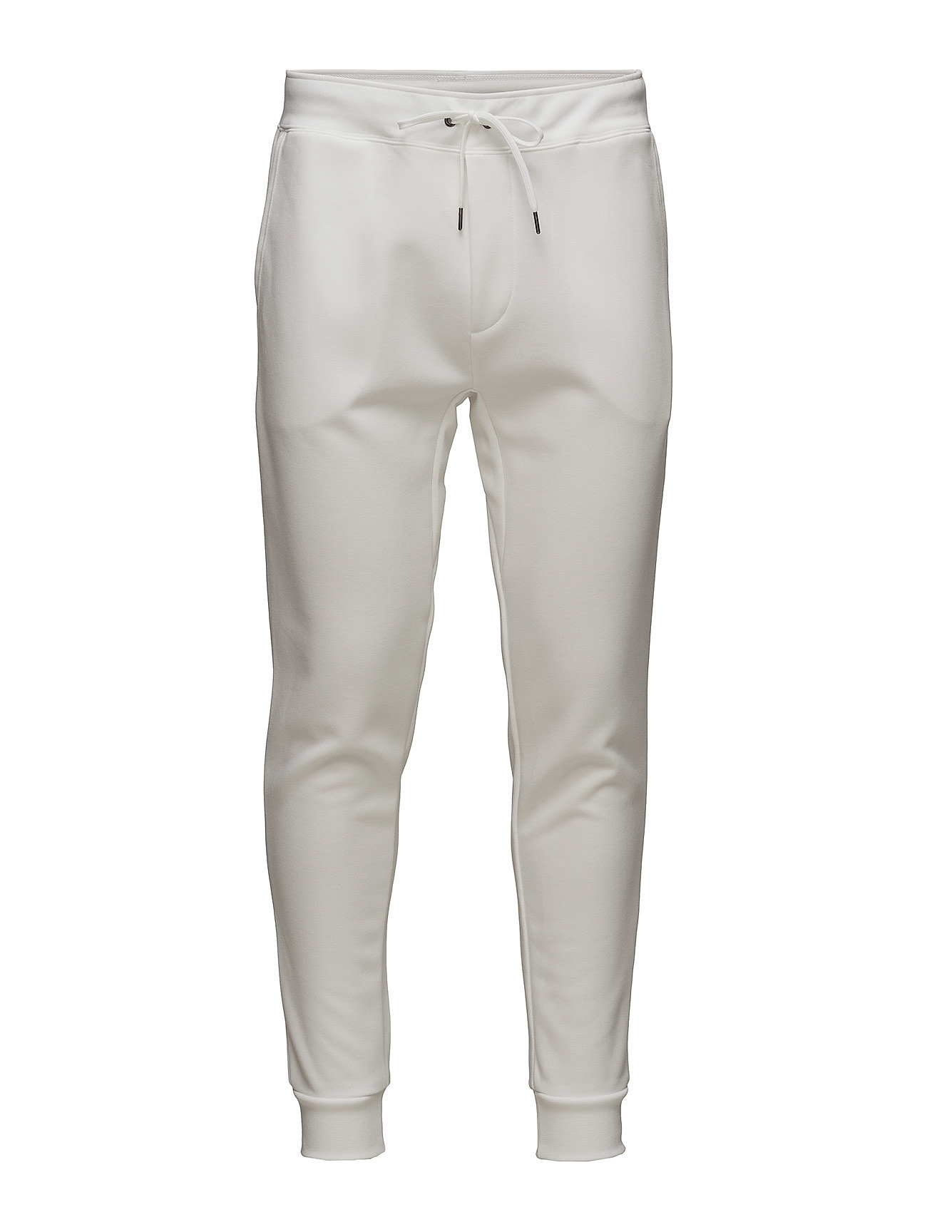 Polo Ralph Lauren Double-Knit Jogger - WHITE