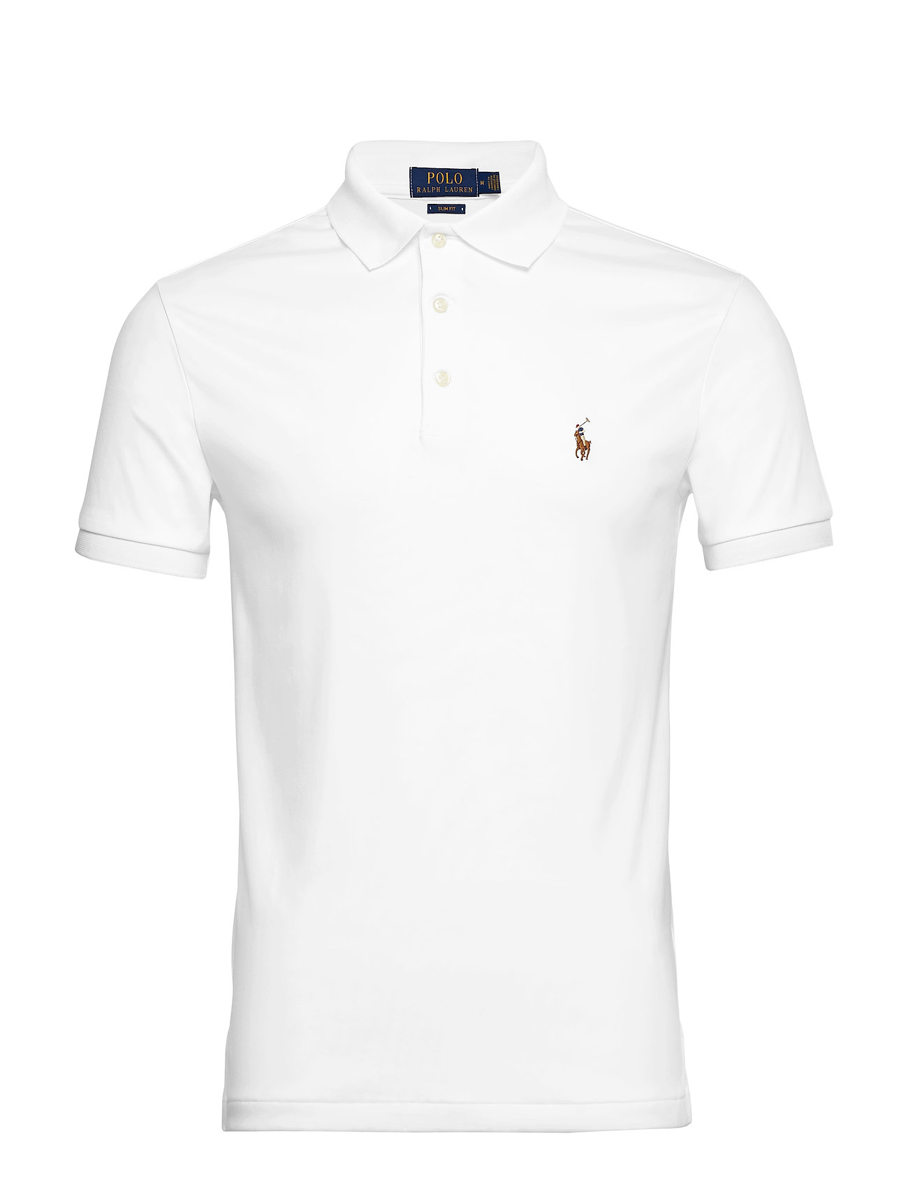 Polo Ralph Lauren Slim Fit Soft-Touch Polo Shirt