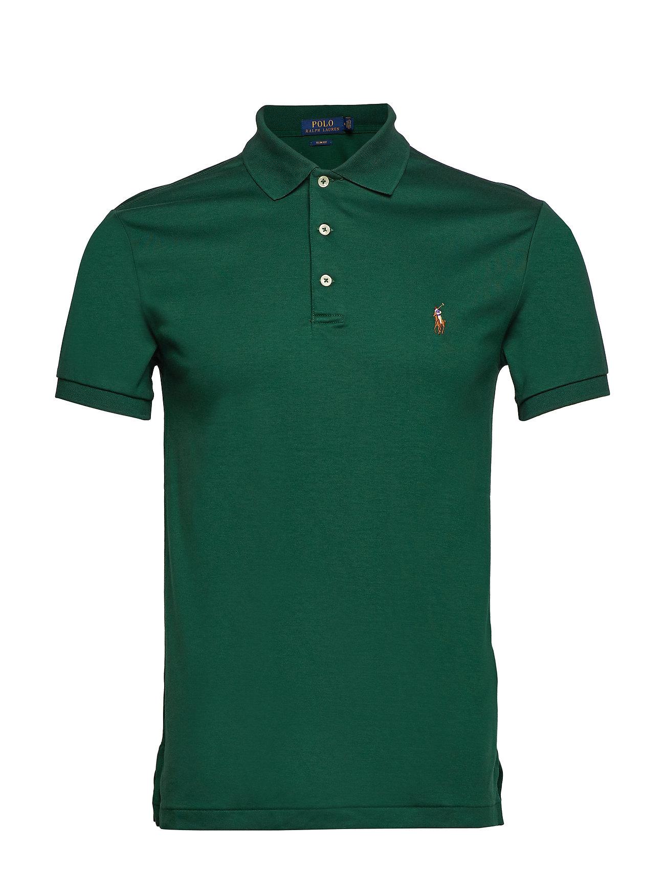 Polo Ralph Lauren Slim Fit Soft-Touch Polo Shirt