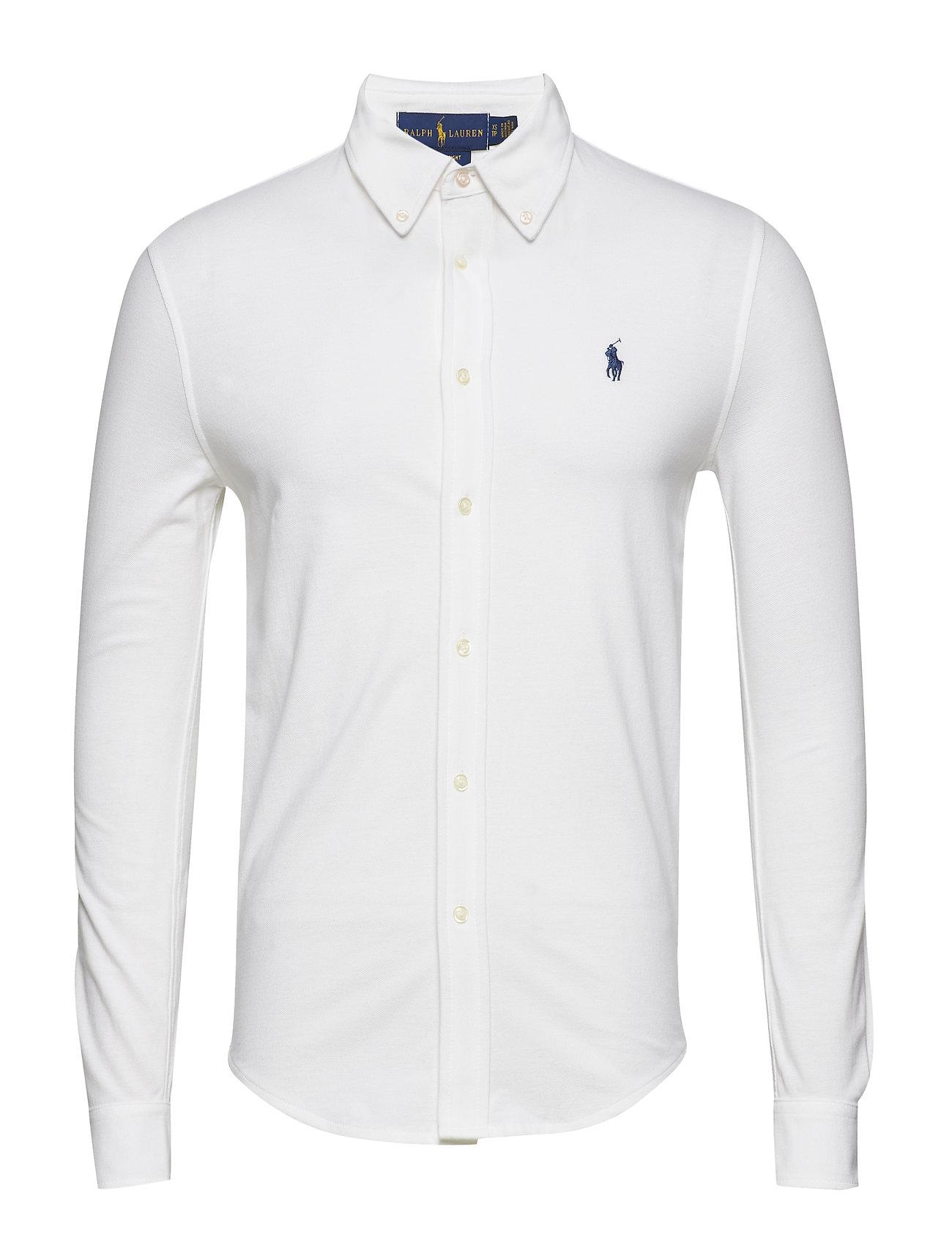 Polo Ralph Lauren Featherweight Mesh Shirt Ögrönlar