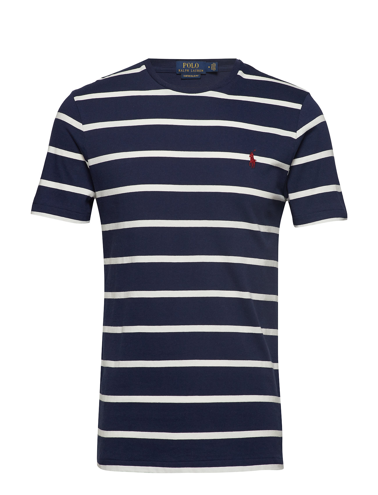 Polo Ralph Lauren Custom Slim Fit T-Shirt - NEWPORT NAVY/NEVI