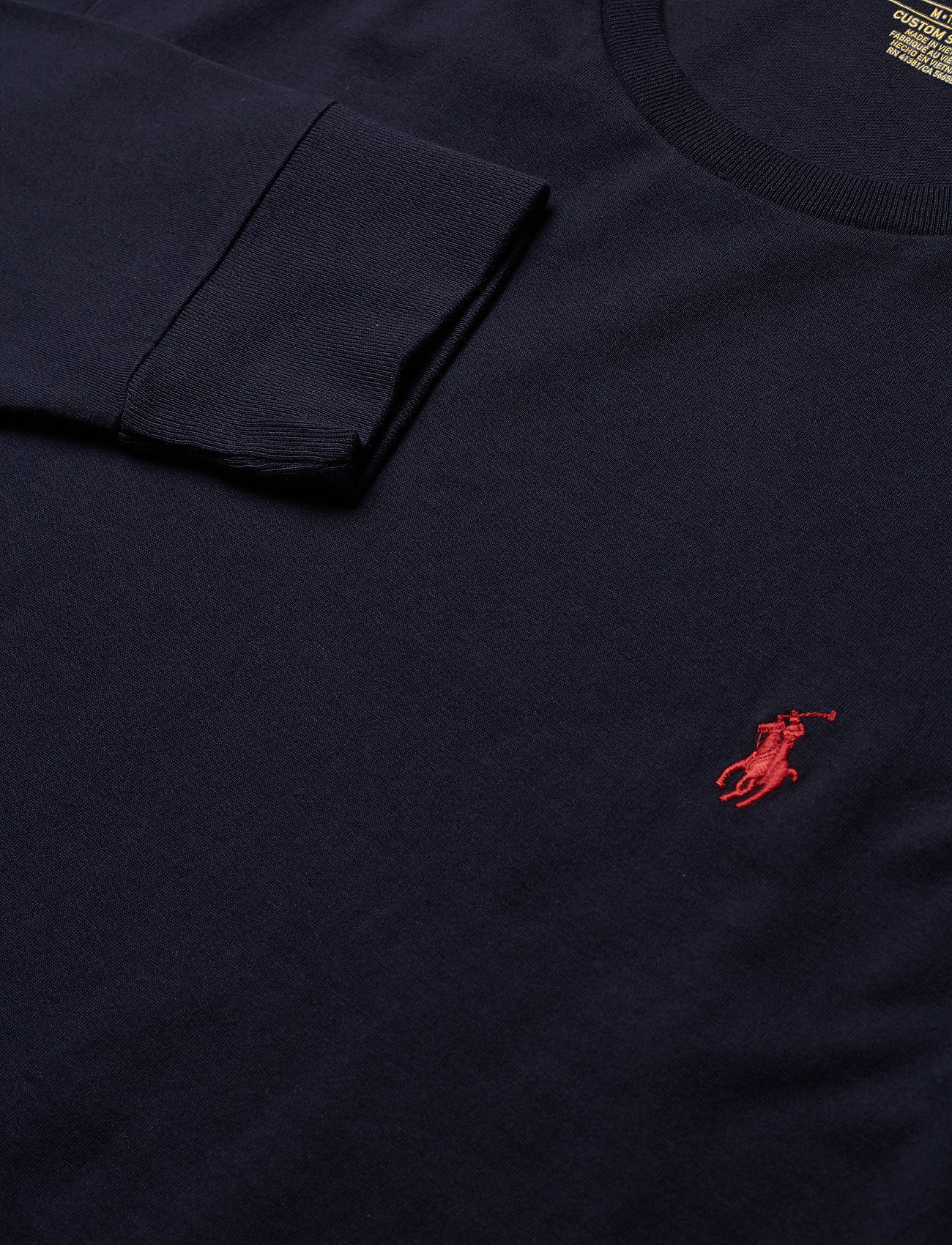 Polo Ralph Lauren Custom Slim Fit T-shirt - T-shirts Ink