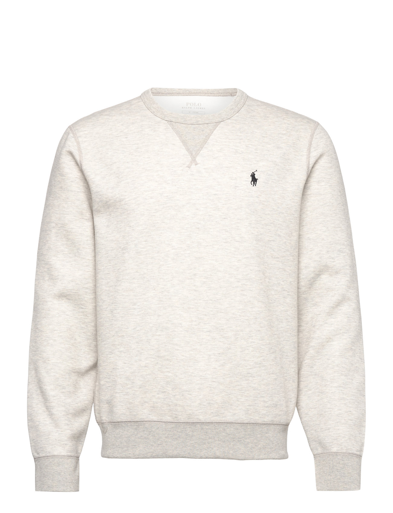 Polo Ralph Lauren Double-Knit Sweatshirt - LT SPORT HEATHER/