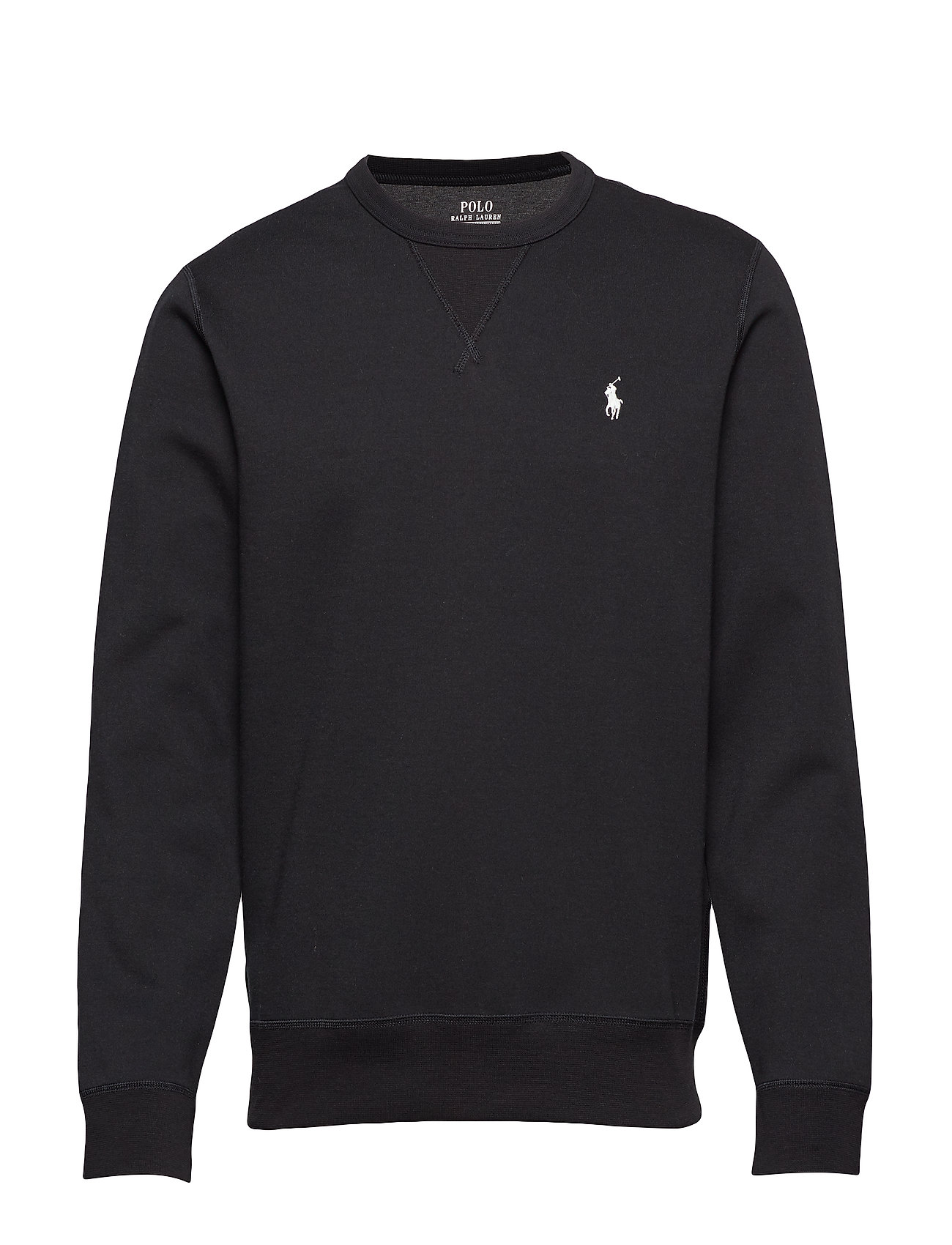 Polo Ralph Lauren Double-Knit Sweatshirt - POLO BLACK/CREAM