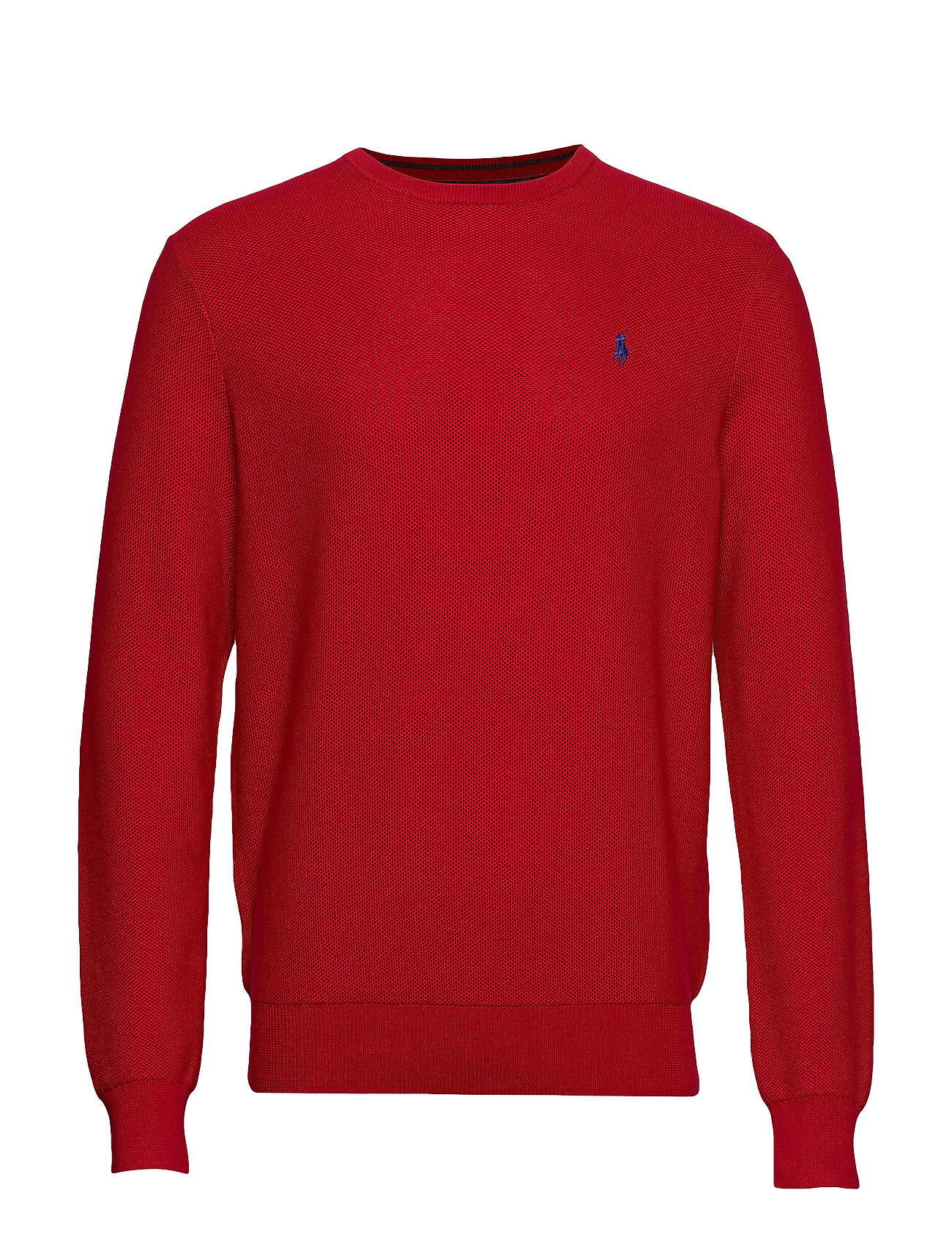 Polo Ralph Lauren Cotton Crewneck Sweater - PARK AVENUE RED