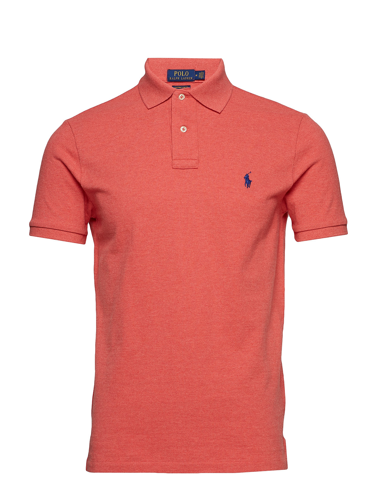 Sskccmslm1-short Sleeve-knit (Highland Rose Hea) (£80) - Polo Ralph ... 228b03bb1322