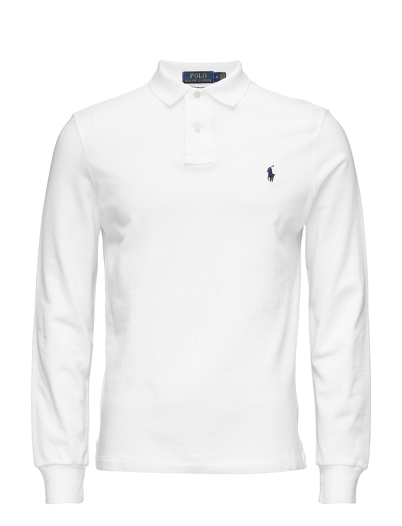 Polo Ralph Lauren Classic Fit Long Sleeve Polo Ögrönlar