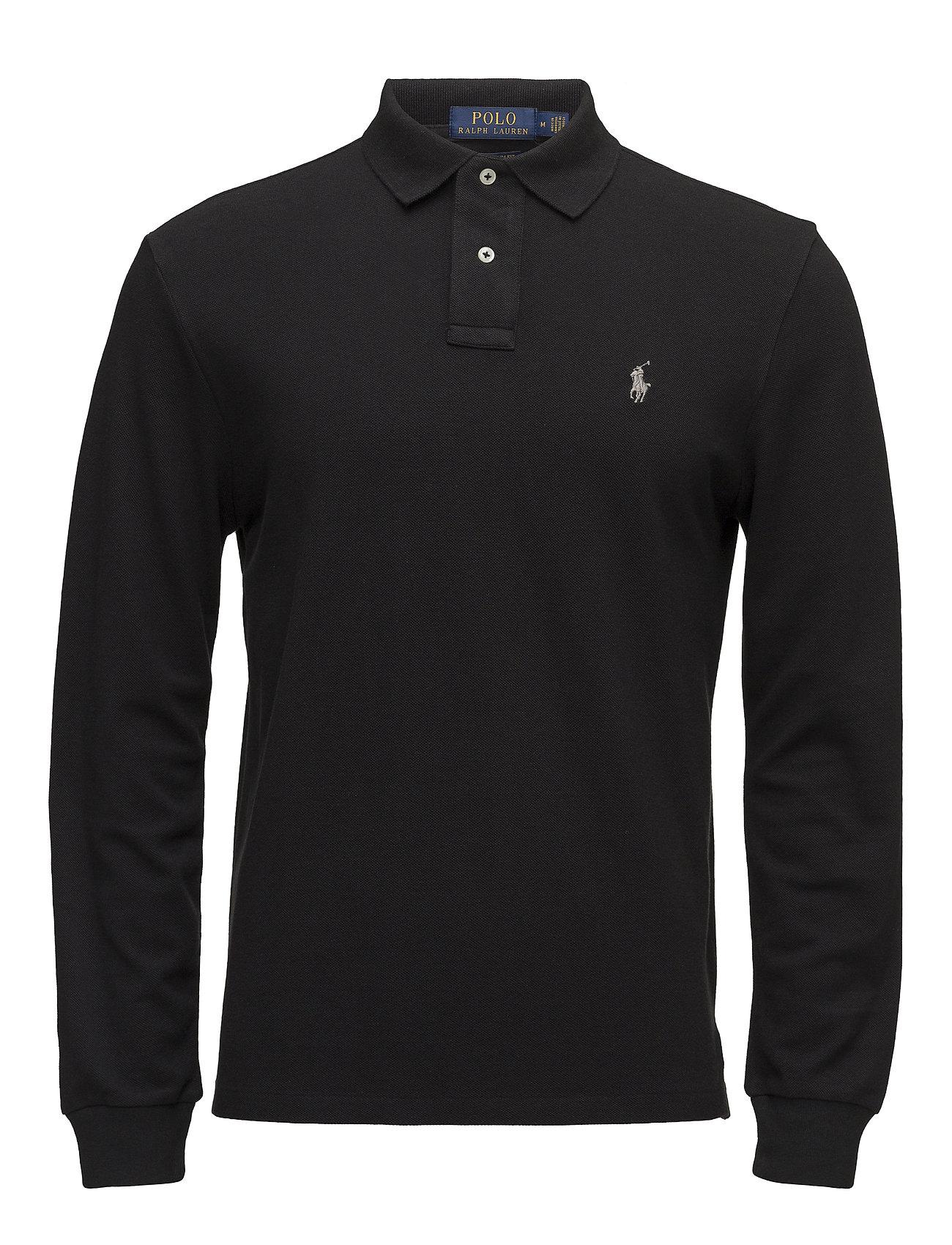 487e983da35a Classic Fit Long-sleeve Polo (Polo Black) (£90) - Polo Ralph Lauren ...