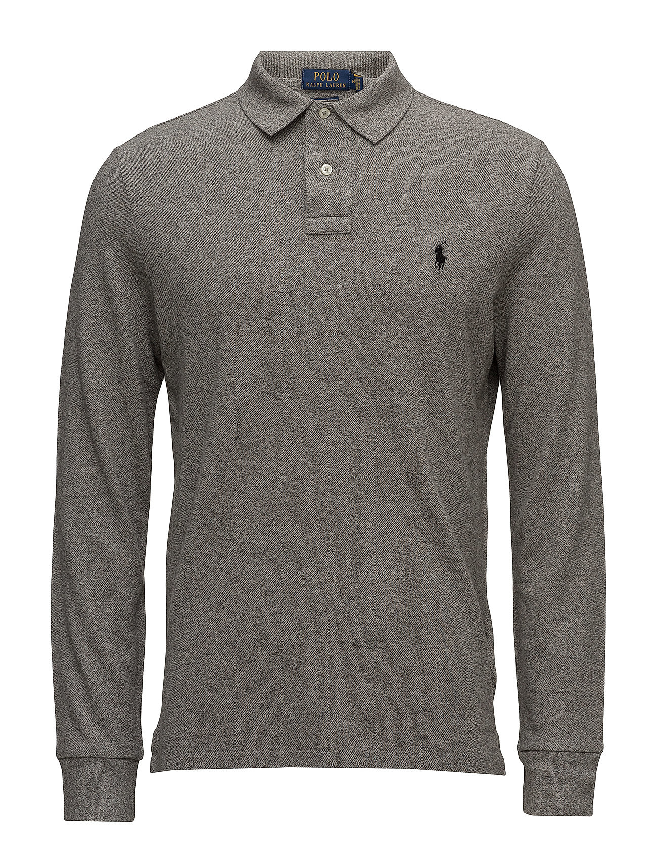 Polo Ralph Lauren Classic Fit Long-Sleeve Polo - CANTERBURY HEATHE