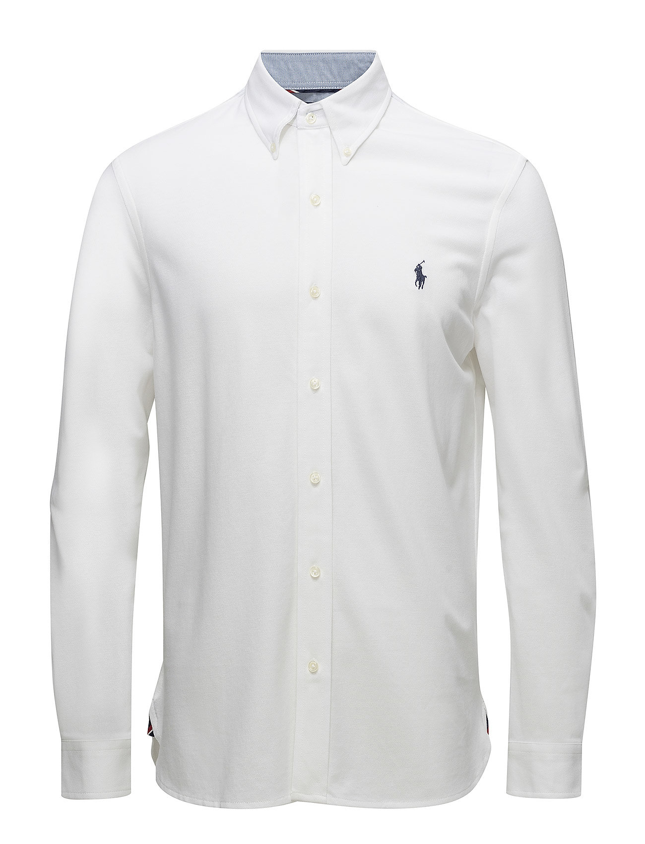7b348f142b1 Featherweight Mesh Shirt (White) (65.40 €) - Polo Ralph Lauren ...