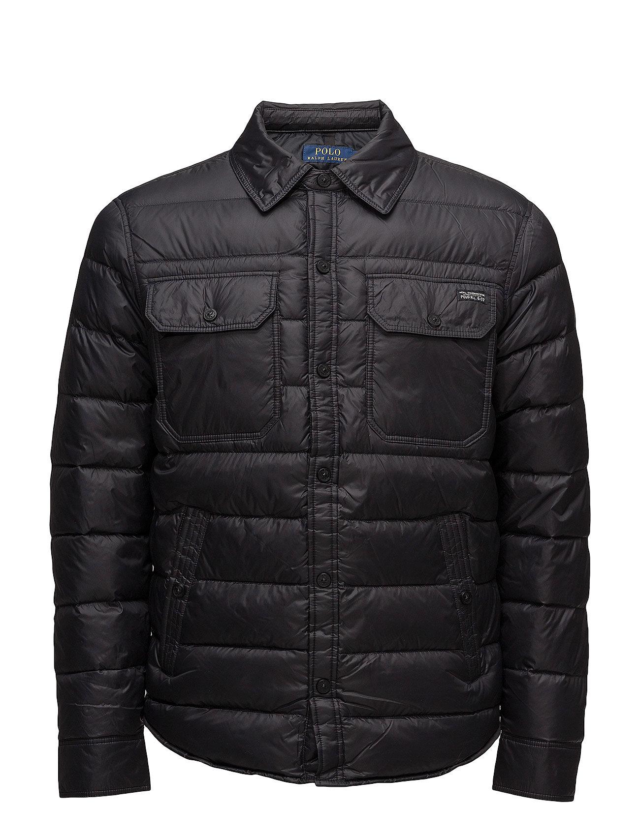 Polo Ralph Lauren Taffeta Down Shirt Jacket