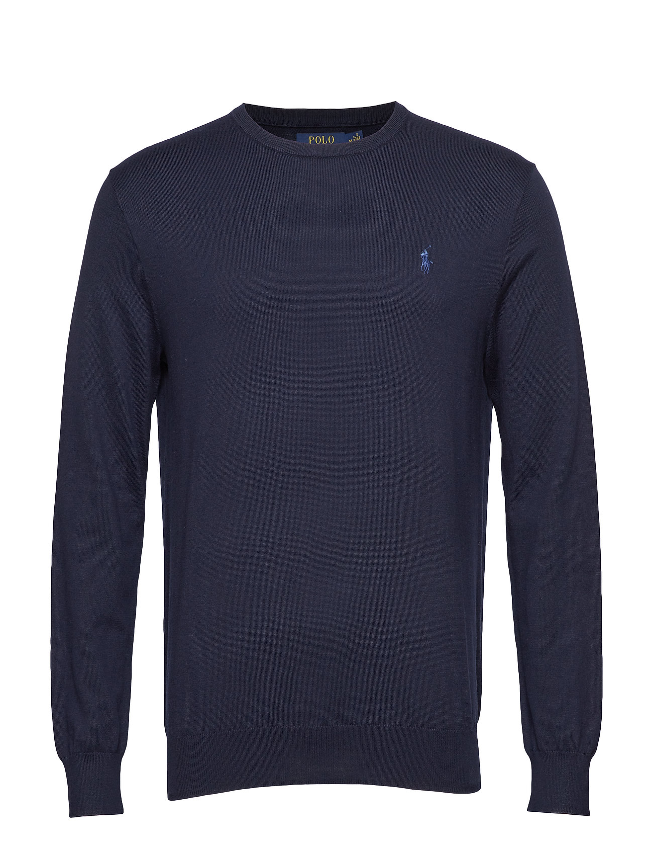 Polo Ralph Lauren Slim Fit Cotton Sweater - HUNTER NAVY