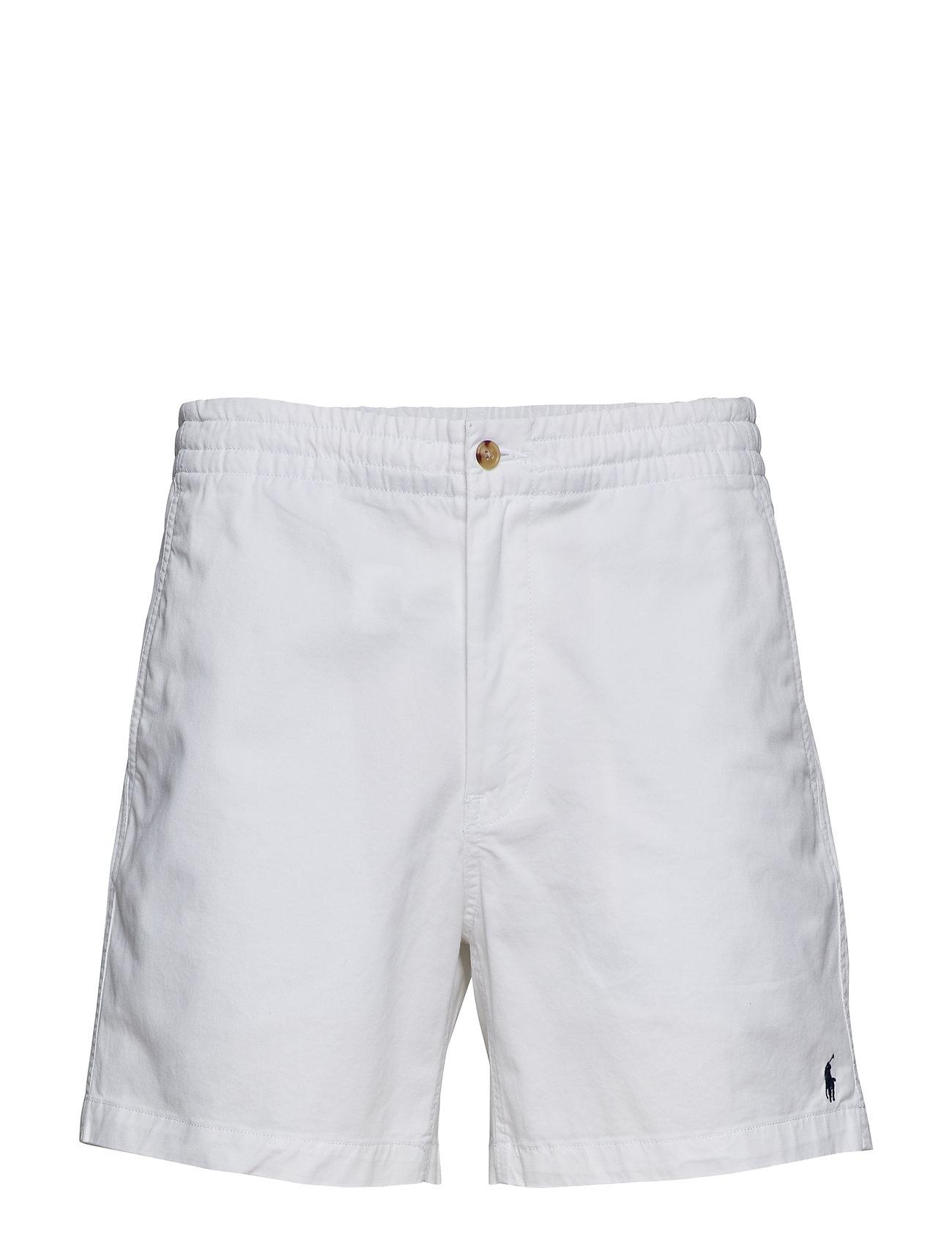 Polo Ralph Lauren CFPREPSTER6S-FLAT-SHORT - WHITE
