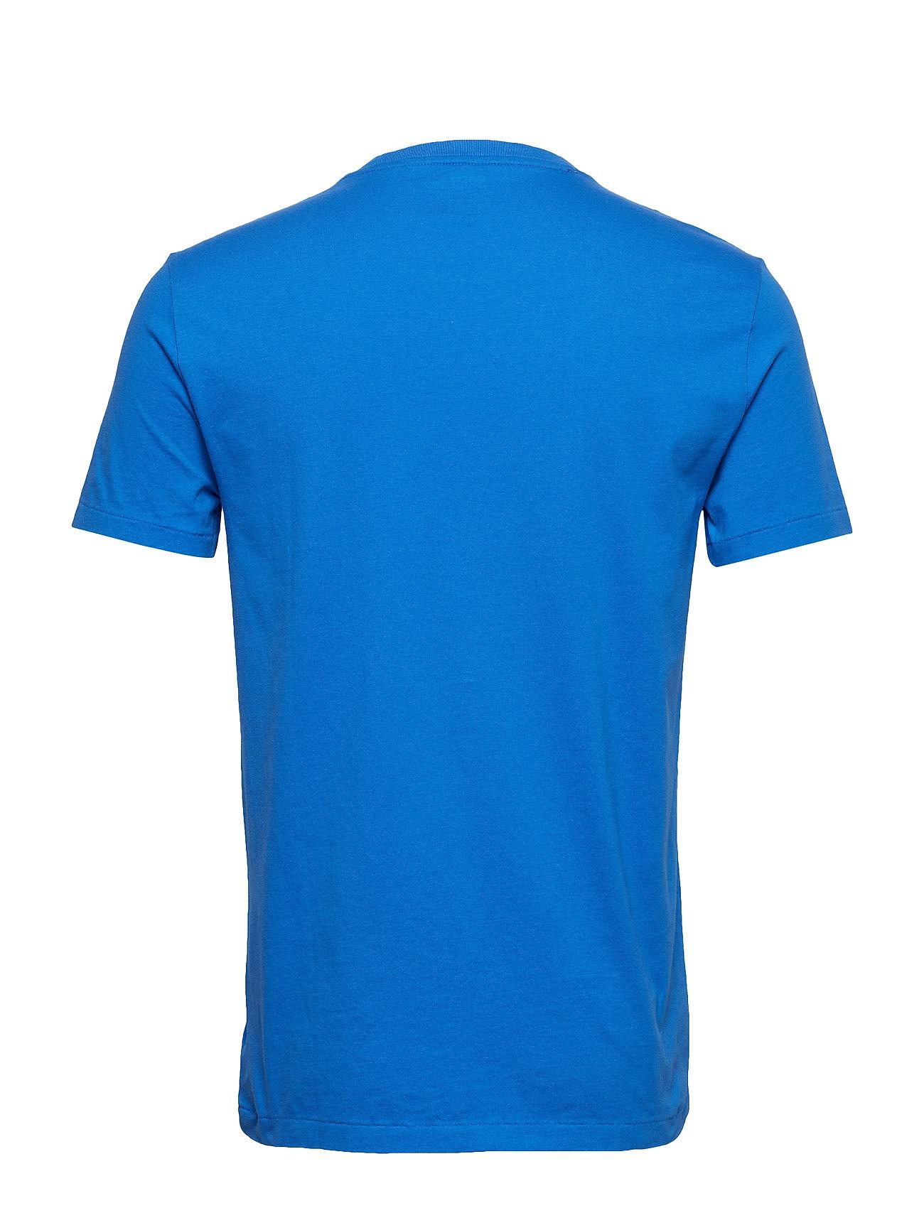 Pocket shirtcolby Ralph BluePolo Slim Lauren T Fit Custom 8kw0nPO