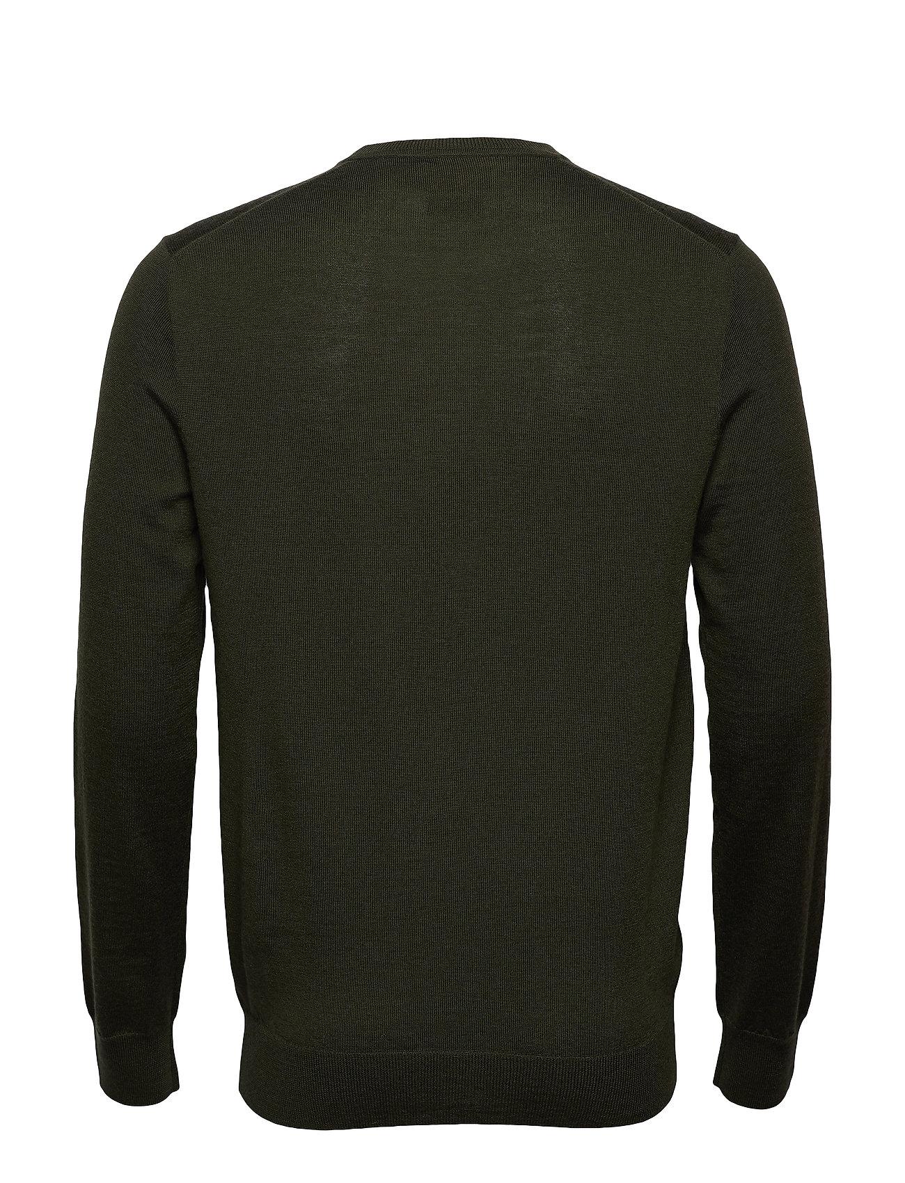 Cloth Lauren Ls Sf Cn sweateroil GreenPolo Ralph Pp long Sleeve mNwOyvP8n0
