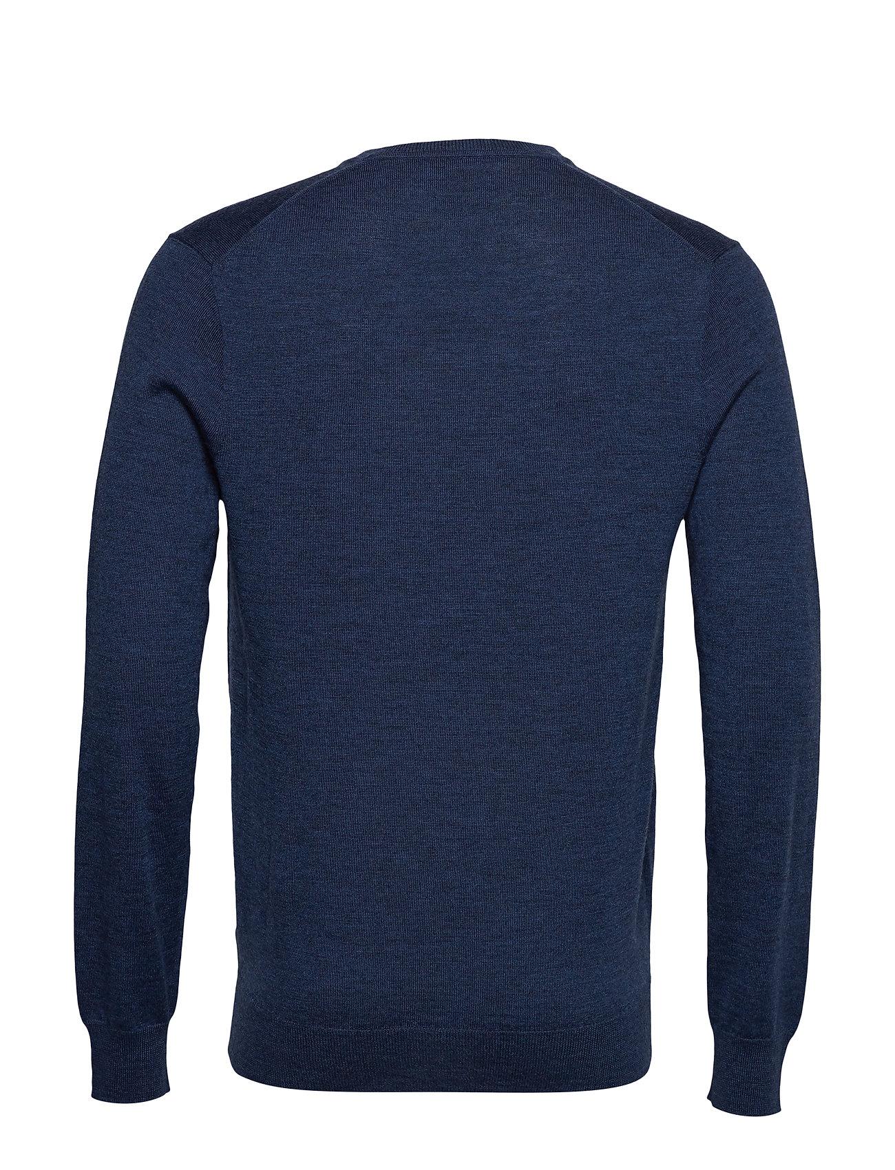 HeatPolo Lauren Pp Sleeve Ls Ralph Blue Vn sweaterfederal long Sf K13TFcJl