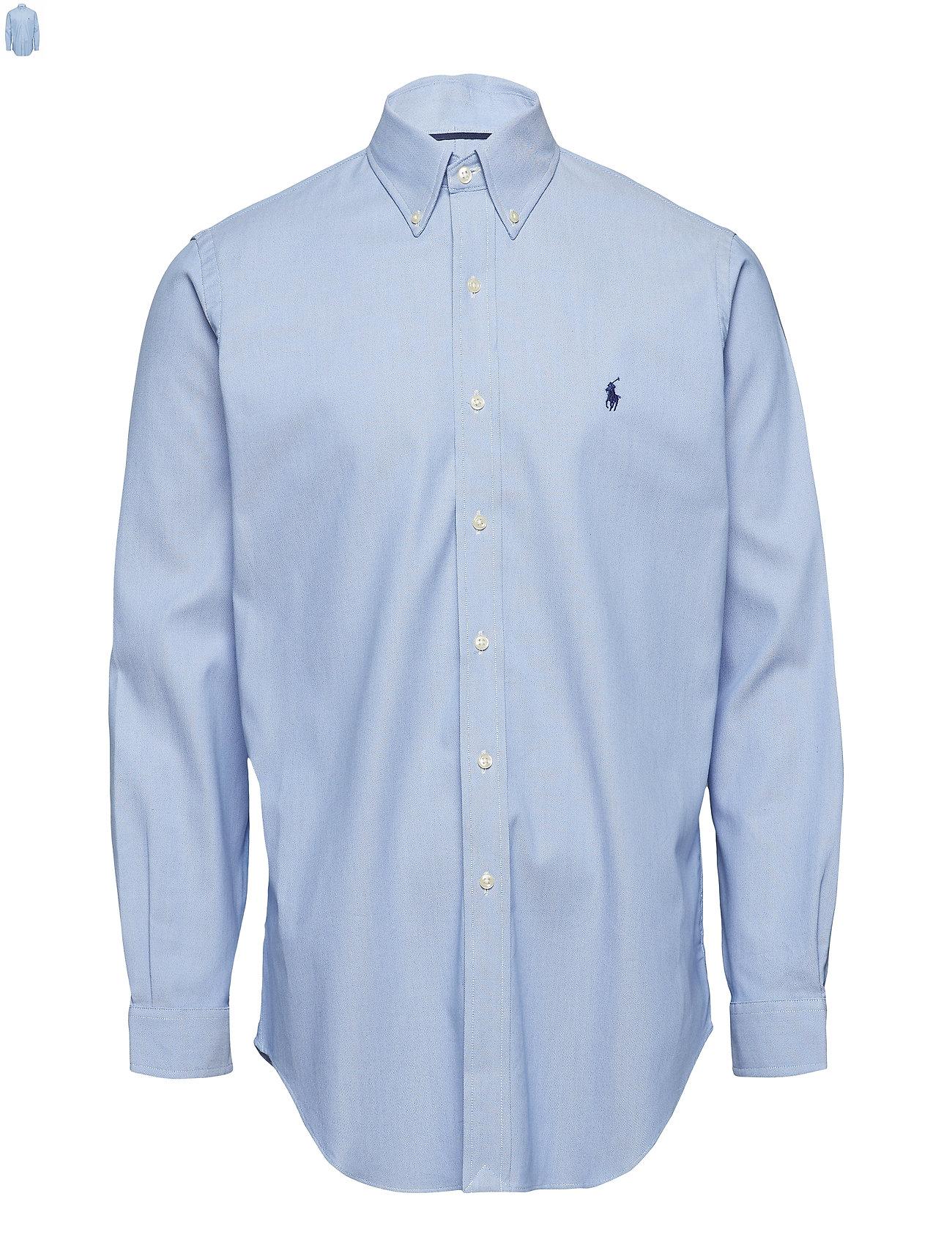 c8f393da67 Classic Fit Plaid Performance Oxford Shirt