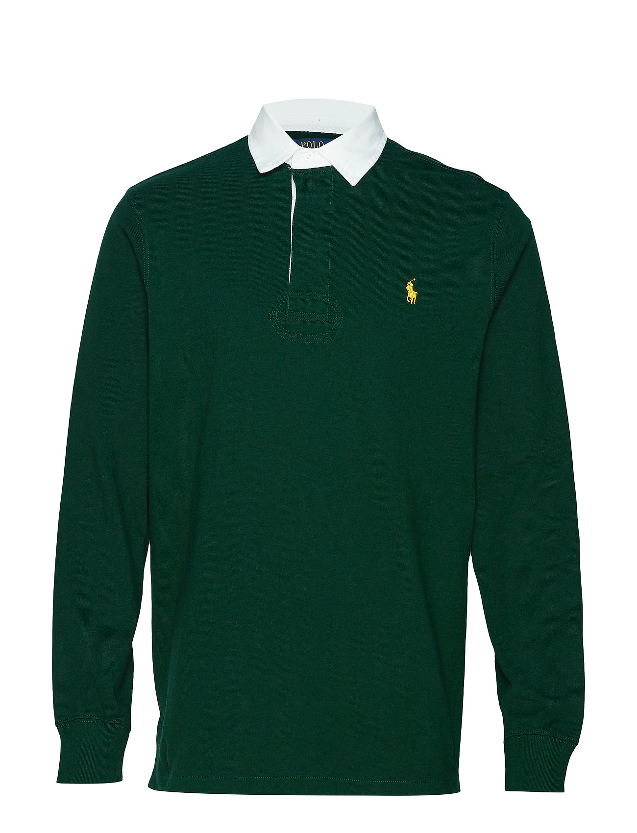 Polo Ralph Lauren The Iconic Rugby Shirt - COLLEGE GREEN