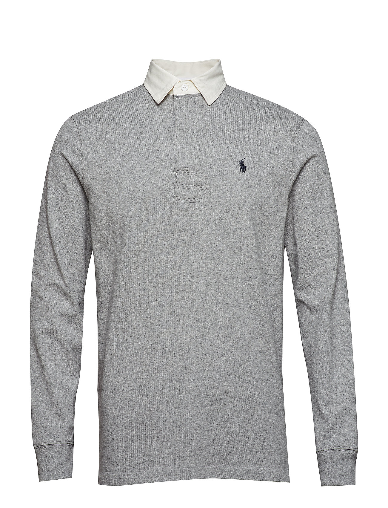 fb25cd01562 The Iconic Rugby Shirt (League Heather) (£75) - Polo Ralph Lauren ...