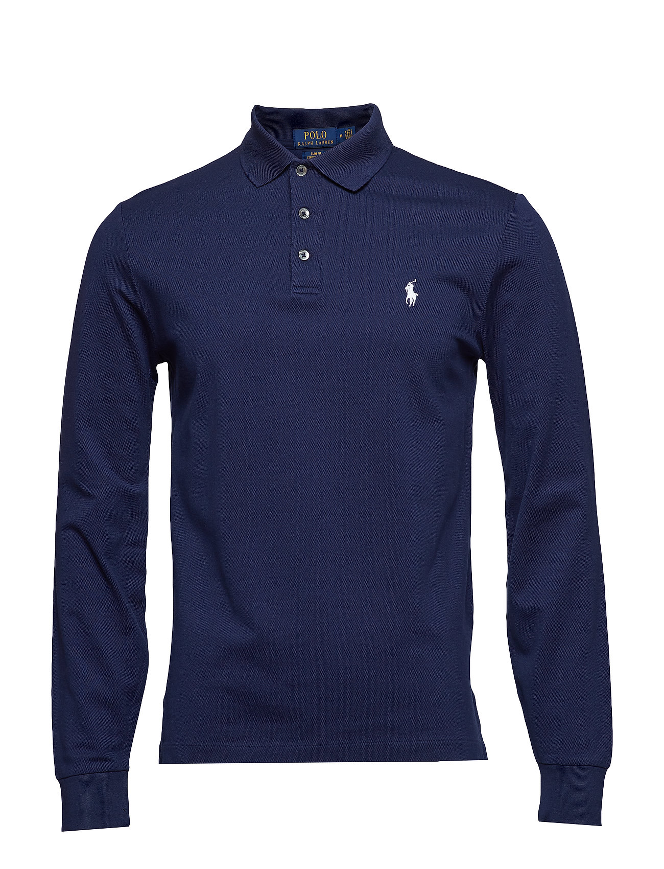 Polo Ralph Lauren LSKCSLMM4-LONG SLEEVE-KNIT - FRENCH NAVY