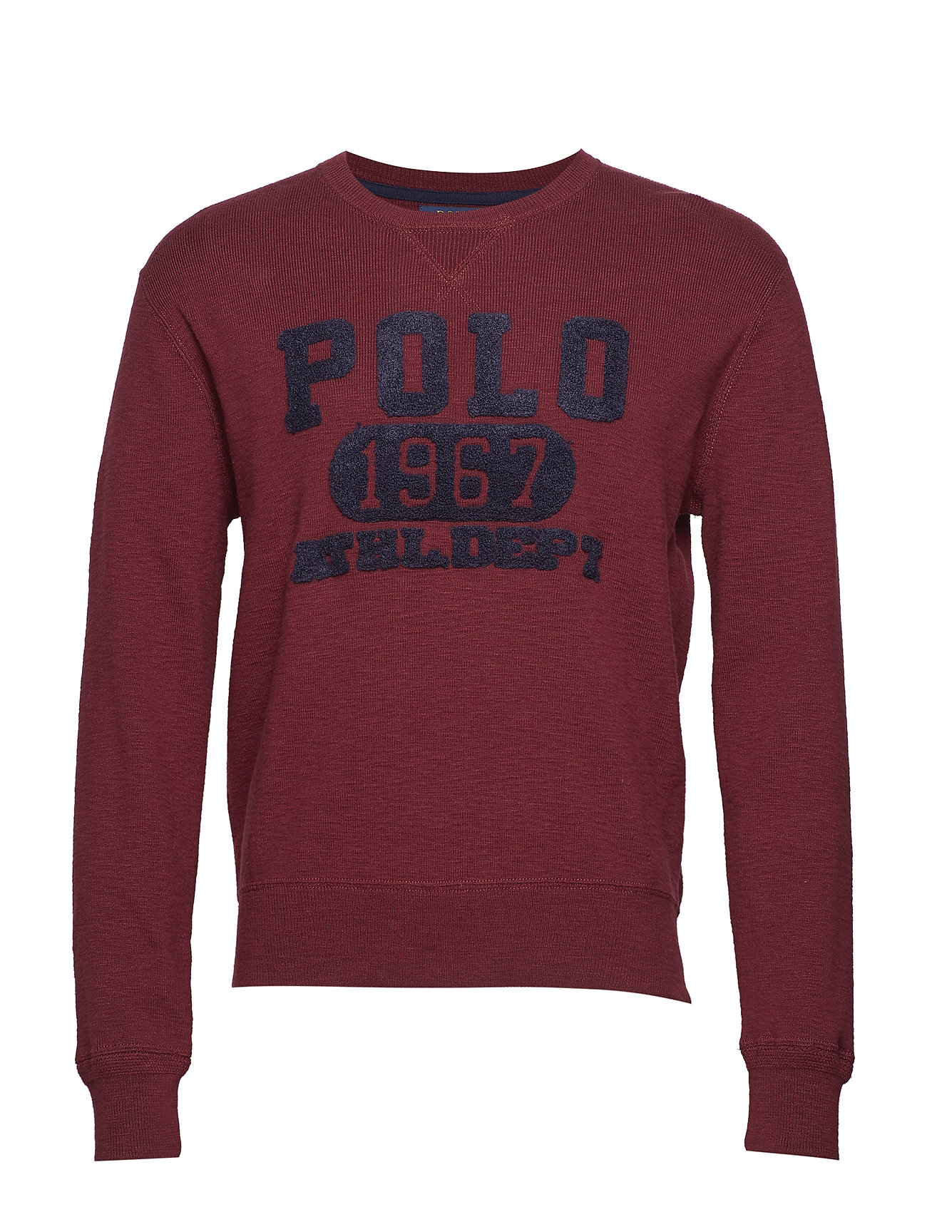 Polo Ralph Lauren Cotton Graphic Sweater
