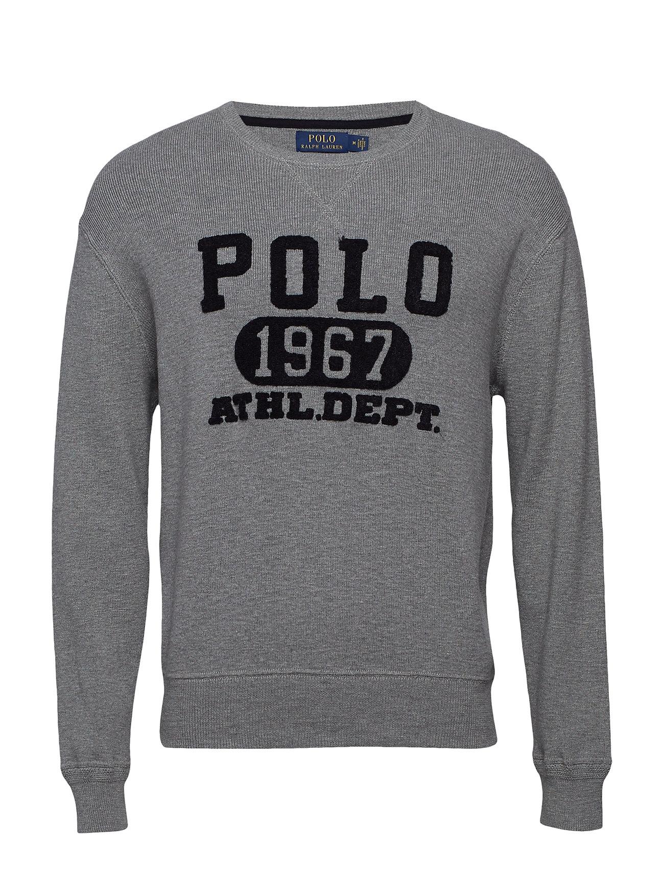 Polo Ralph Lauren Cotton Graphic Sweater