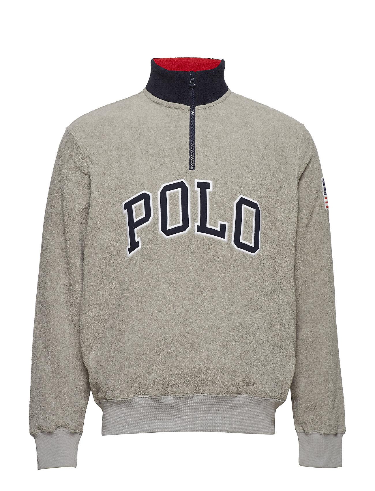 Polo Ralph Lauren POLAR FLEECE-LSL-KNT