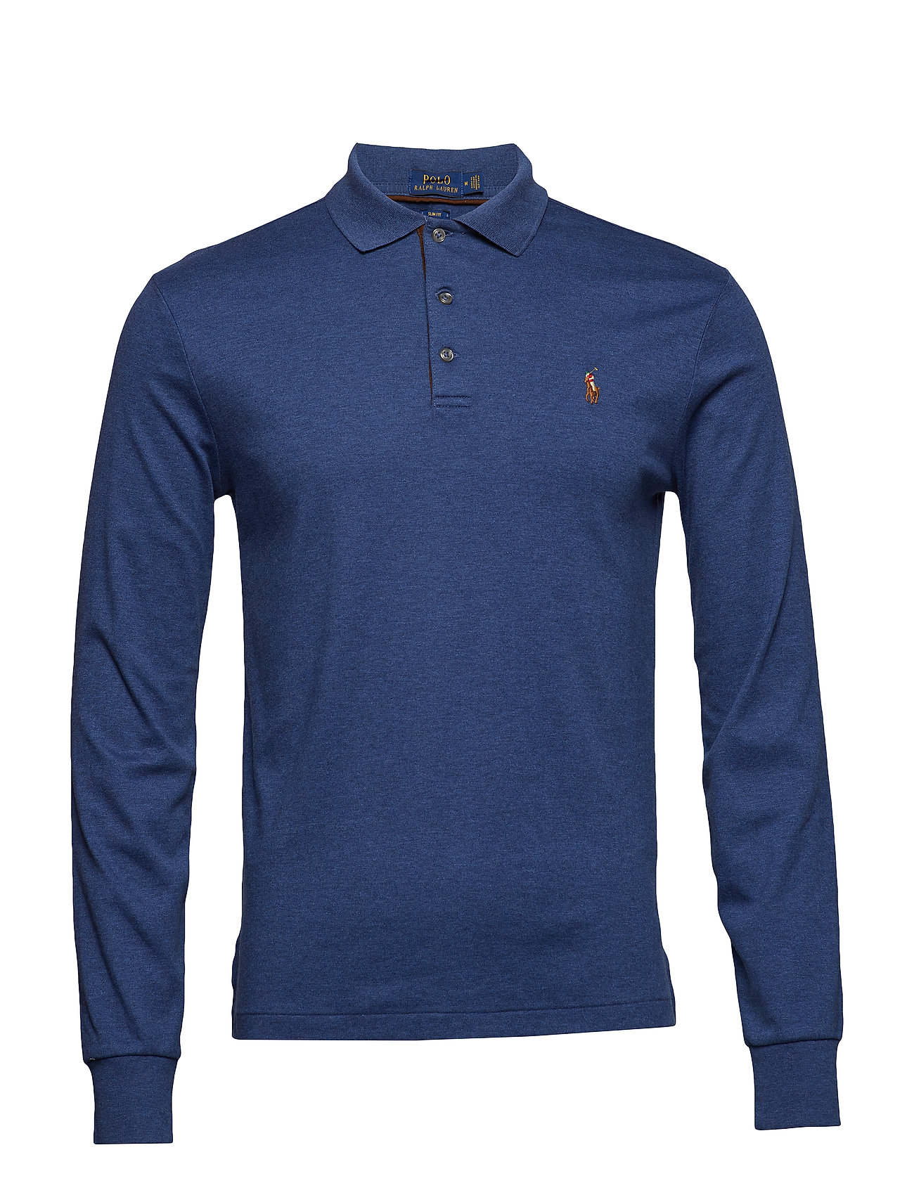 Polo Ralph Lauren Slim Fit Long-Sleeve Polo