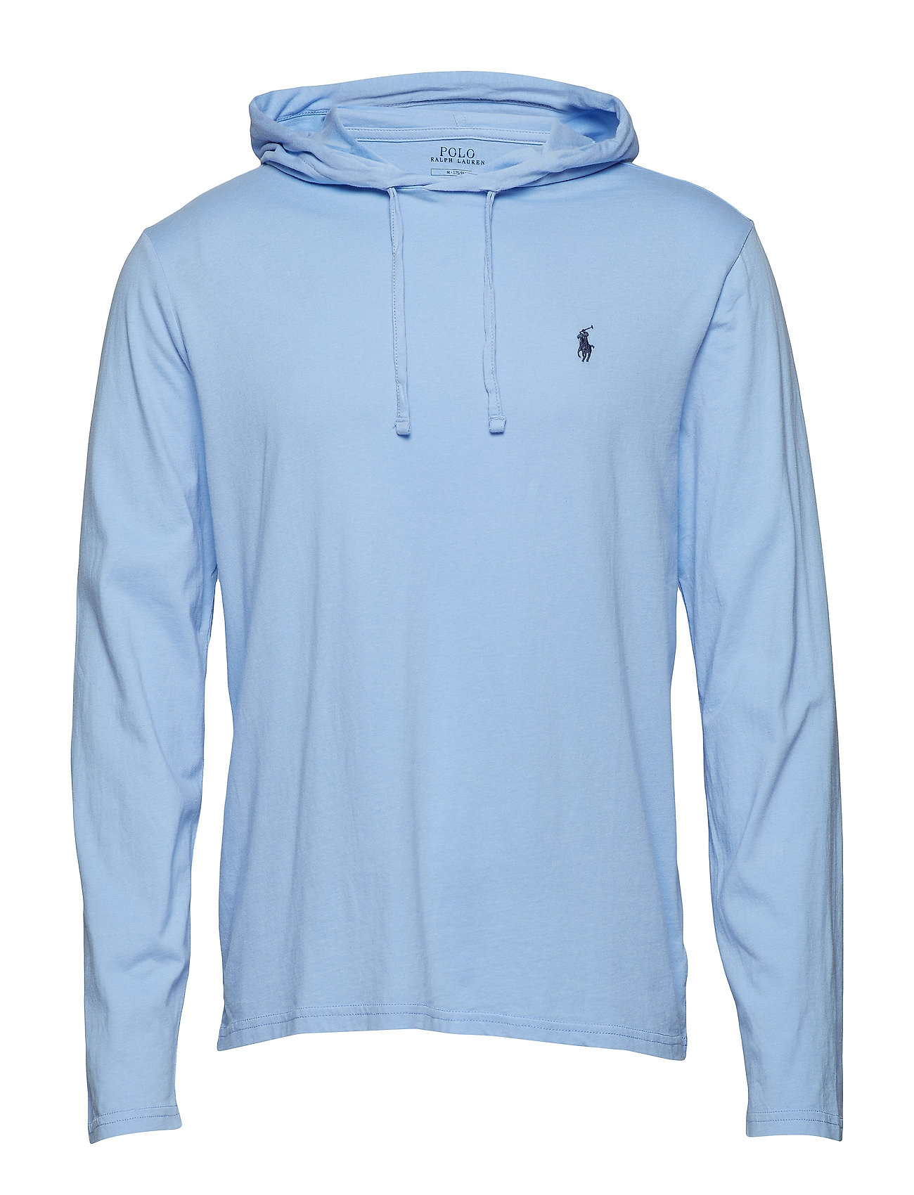 ee5a4a067 Cotton Jersey Hooded T-shirt (Austin Blue) (79.95 €) - Polo Ralph ...