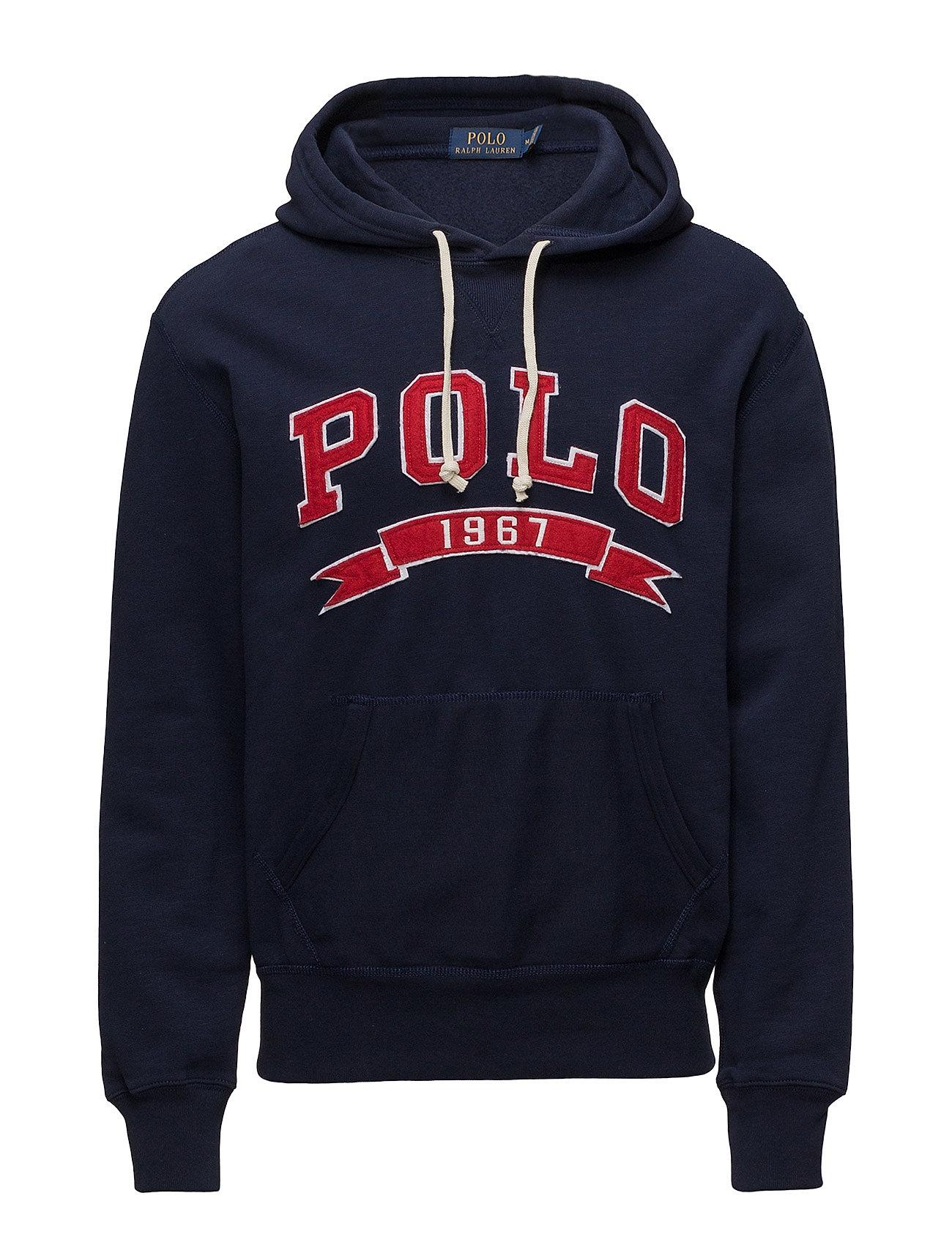 Polo Ralph Lauren Cotton-Blend-Fleece Hoodie