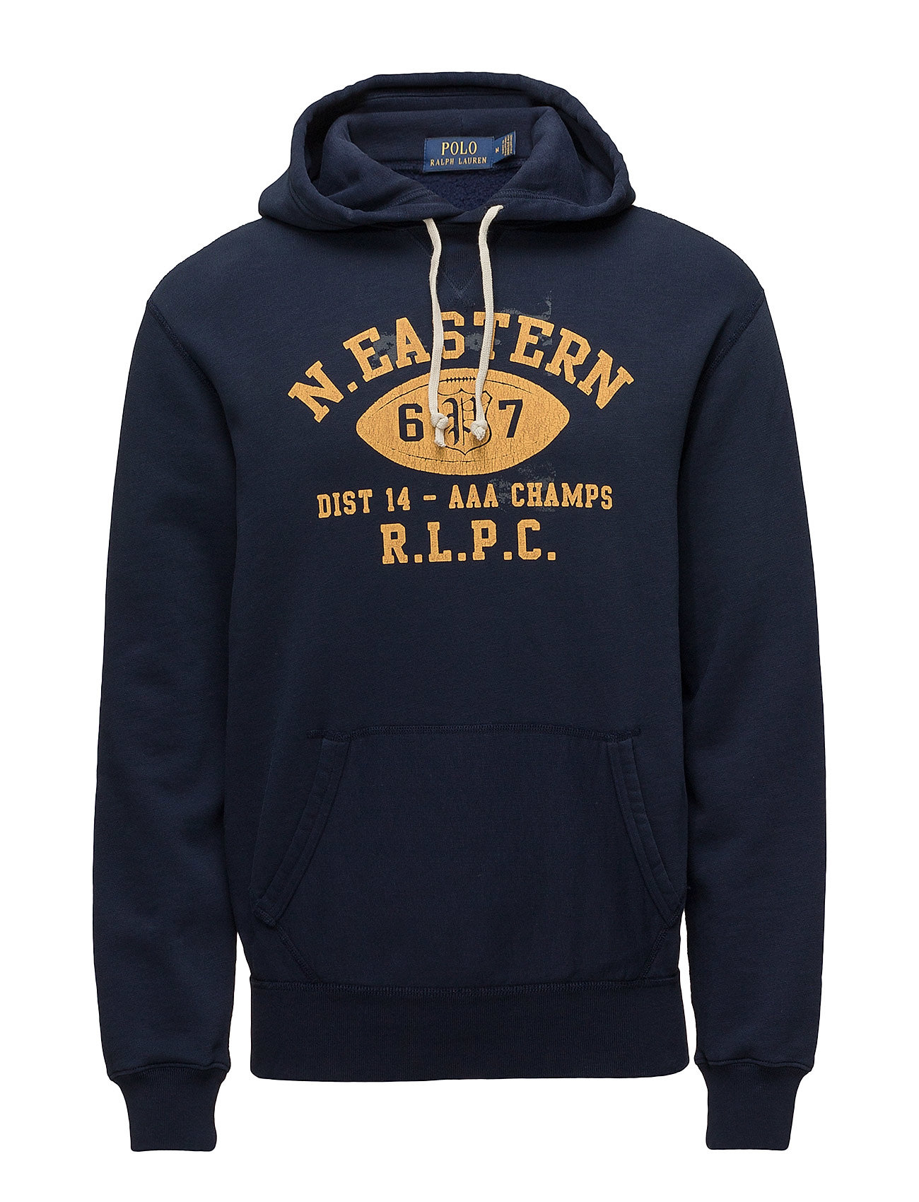 Polo Ralph Lauren Cotton-Blend-Fleece Hoodie