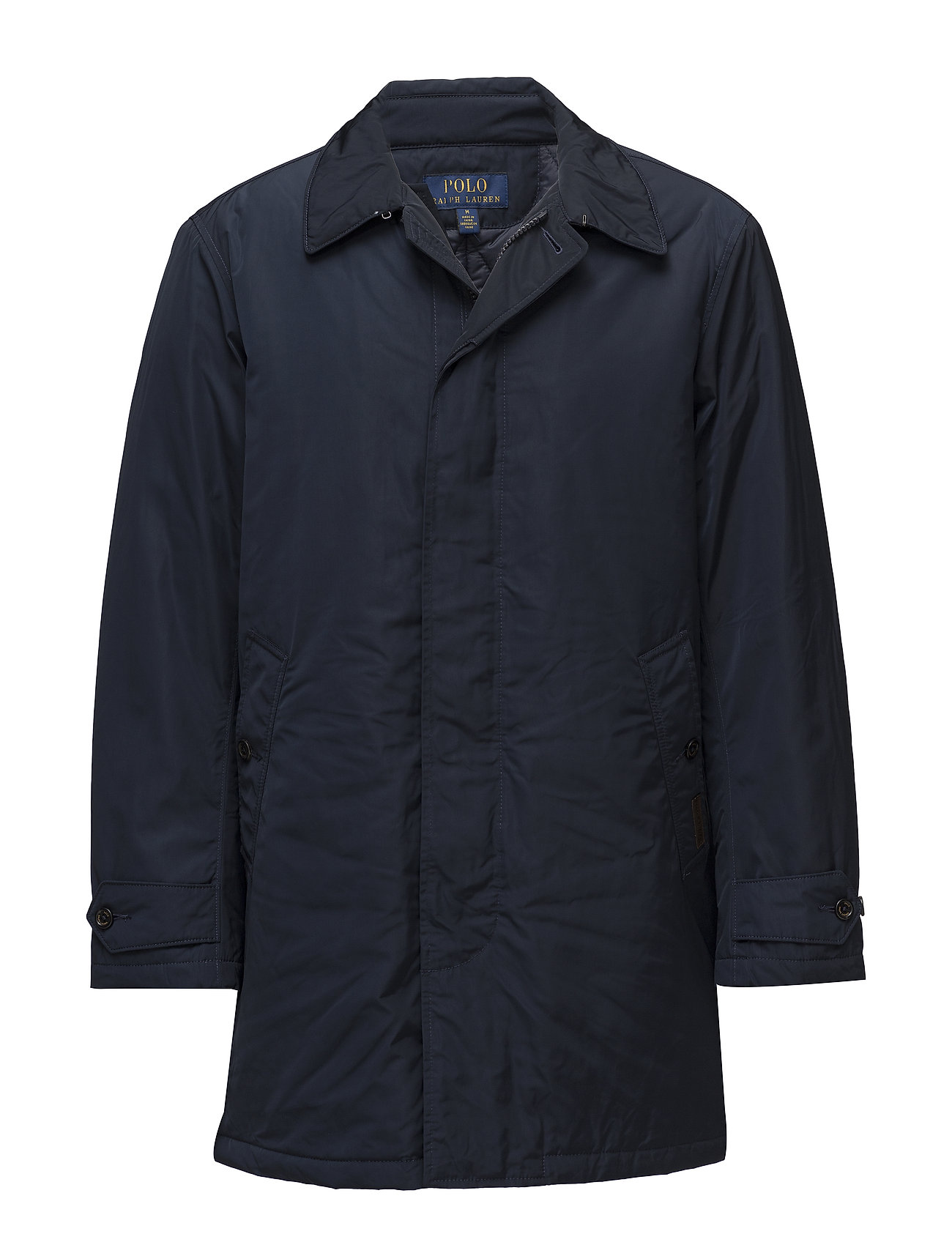 Polo Ralph Lauren Water-Repellent Coat - AVIATOR NAVY