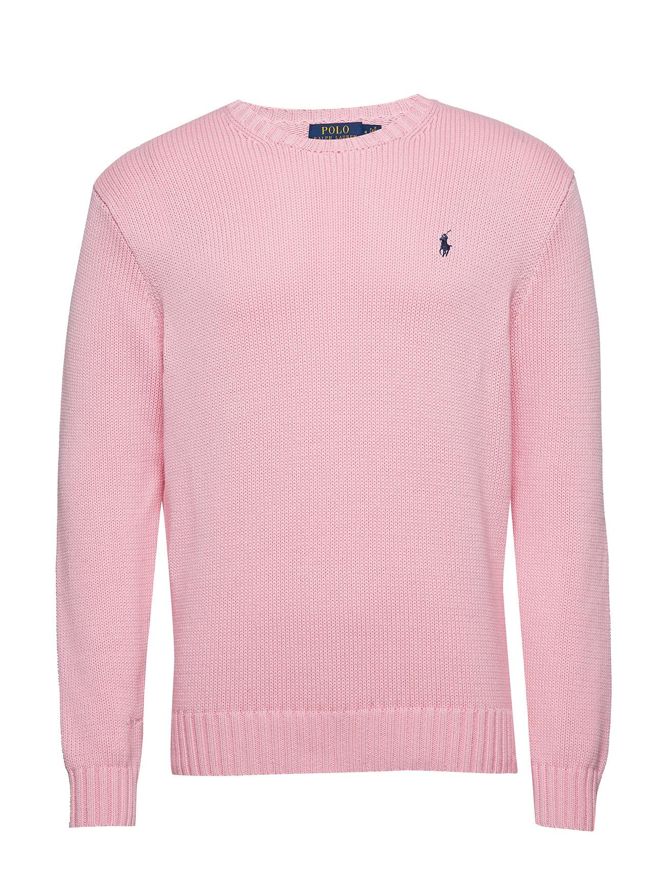 6c5c0ba0a78a Ls Cn Pp-long Sleeve-sweater (Miami Pink) (£109) - Polo Ralph Lauren ...