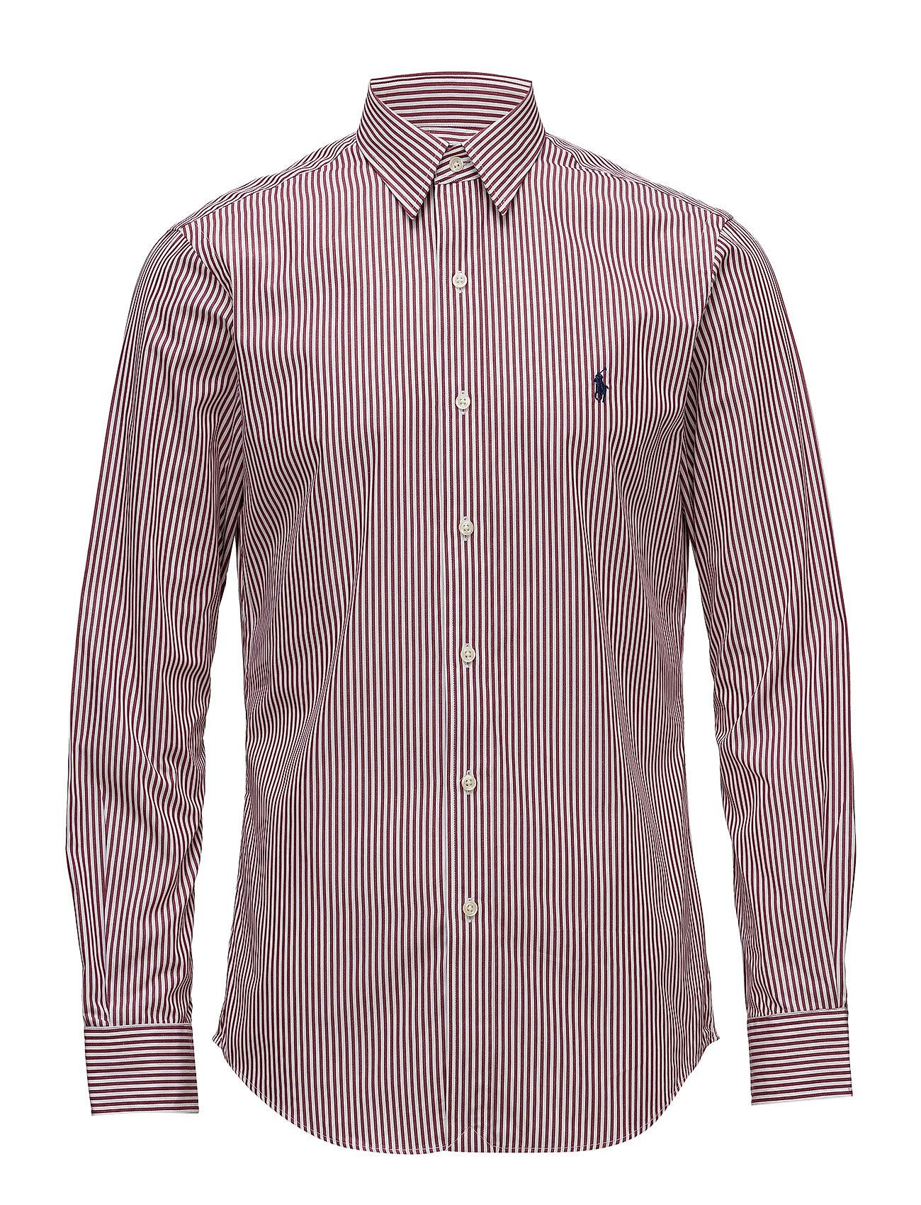 Polo Ralph Lauren Slim Fit Striped Poplin Shirt