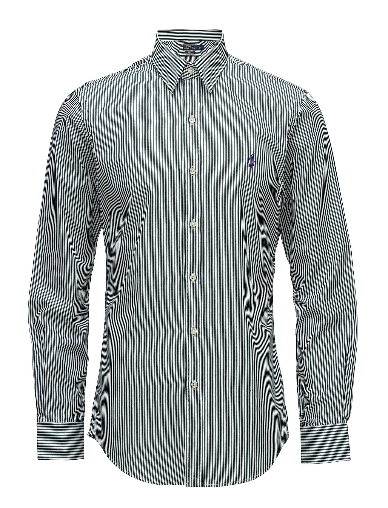 Polo Ralph Lauren Slim Fit Striped Poplin Shirt