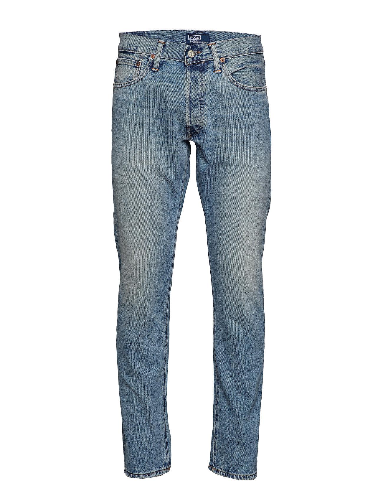 Polo Ralph Lauren Varick Slim Straight Jean Jeans