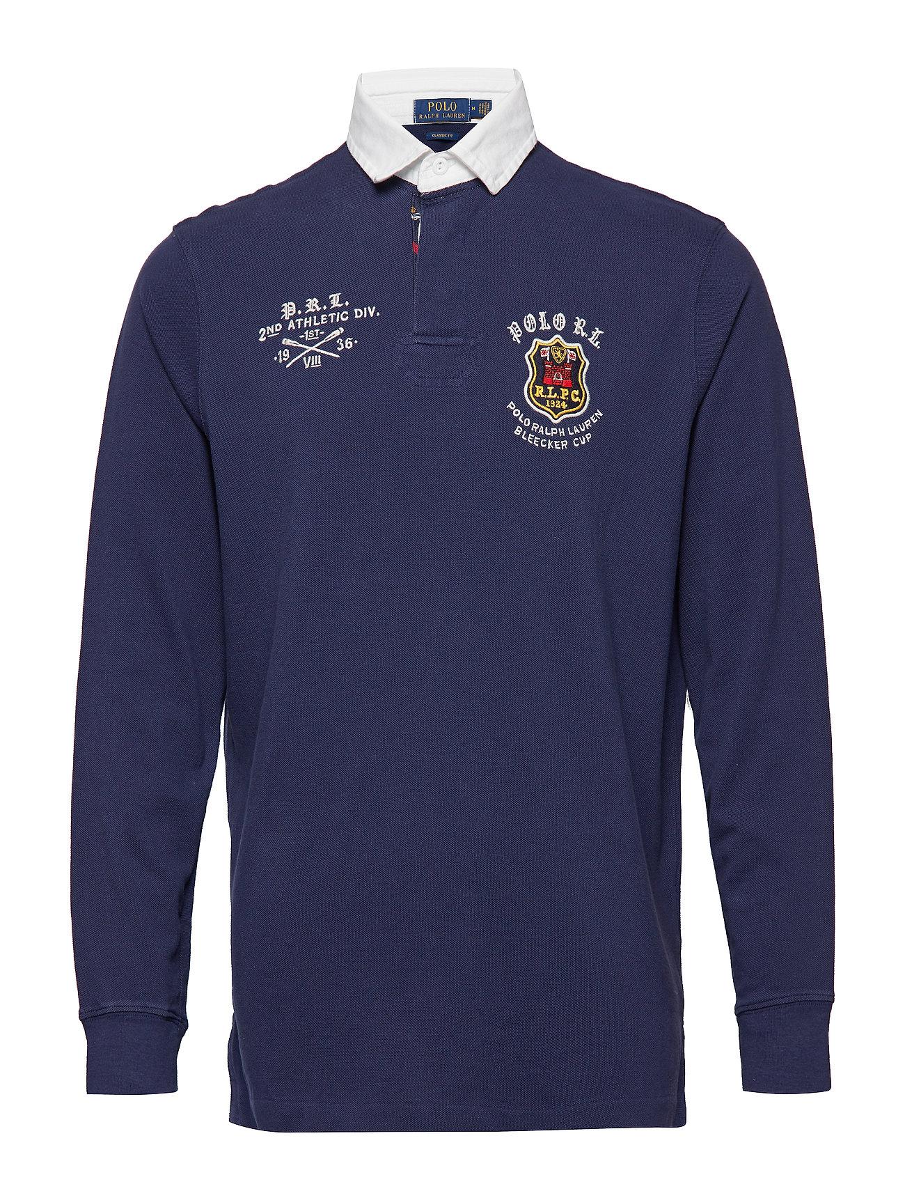 Lauren Classic Rugby Shirtnewport Ralph NavyPolo Fit Mesh QerdCoWBx