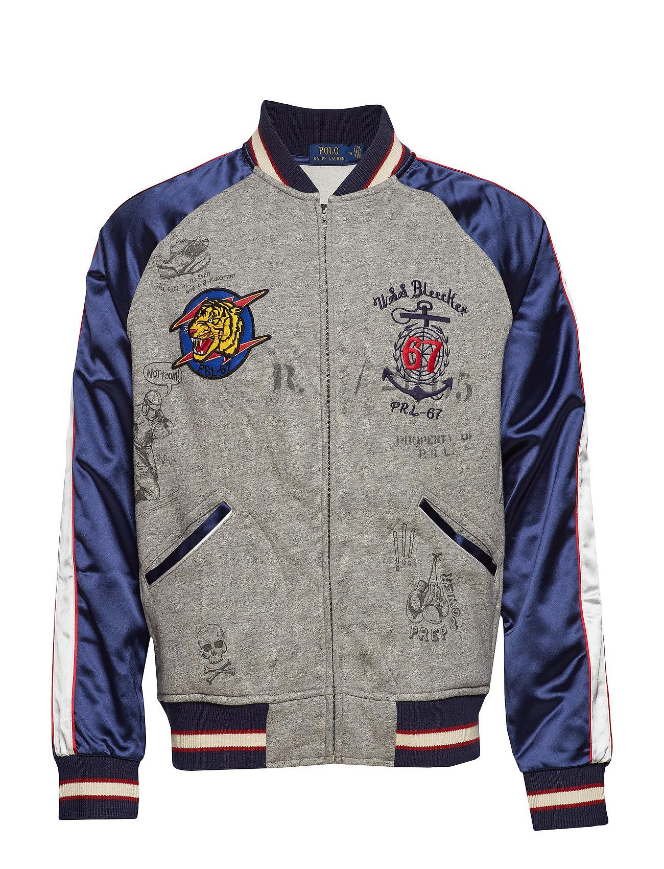 Polo Ralph Lauren Souvenir Baseball Jacket