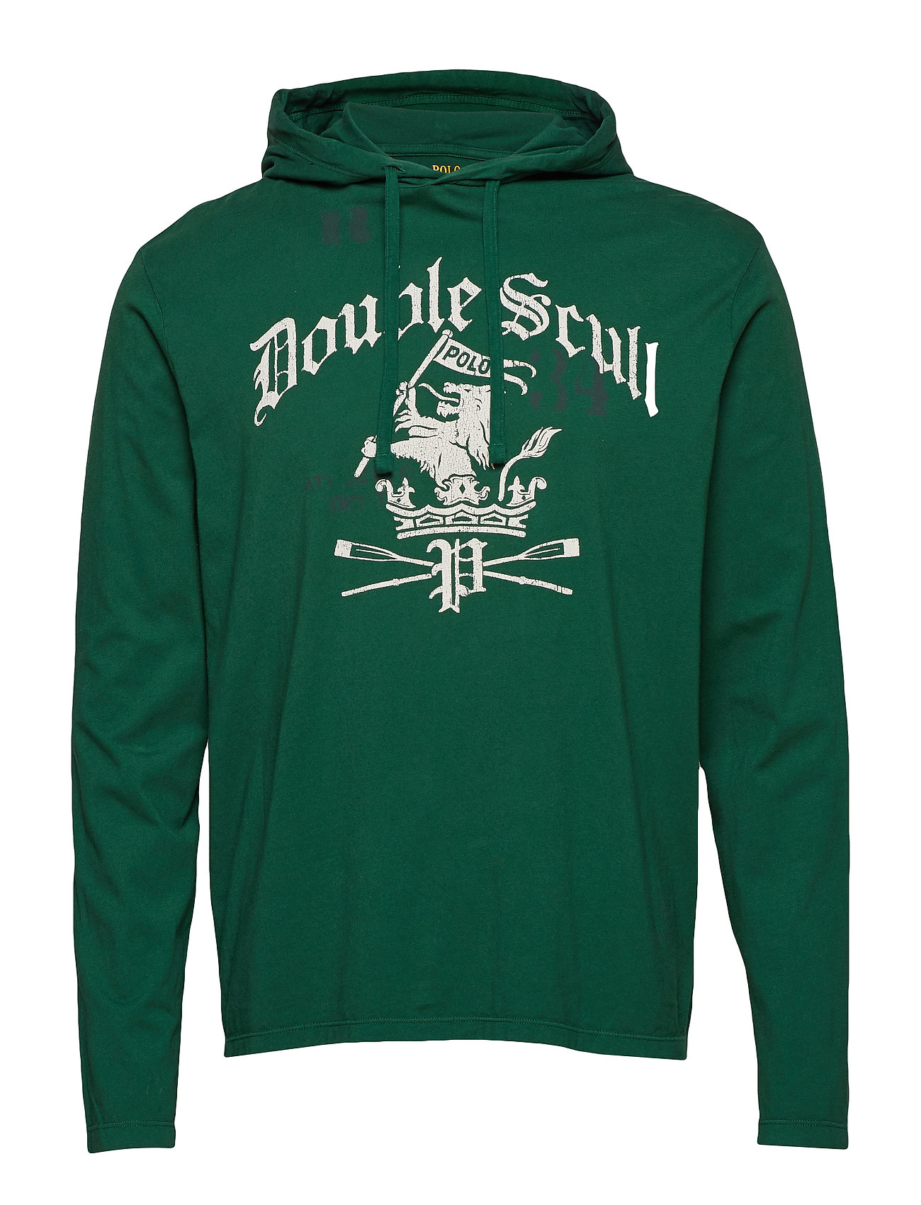 f4770544061 Cotton Jersey Hooded T-shirt (New Forest) (£75) - Polo Ralph Lauren ...
