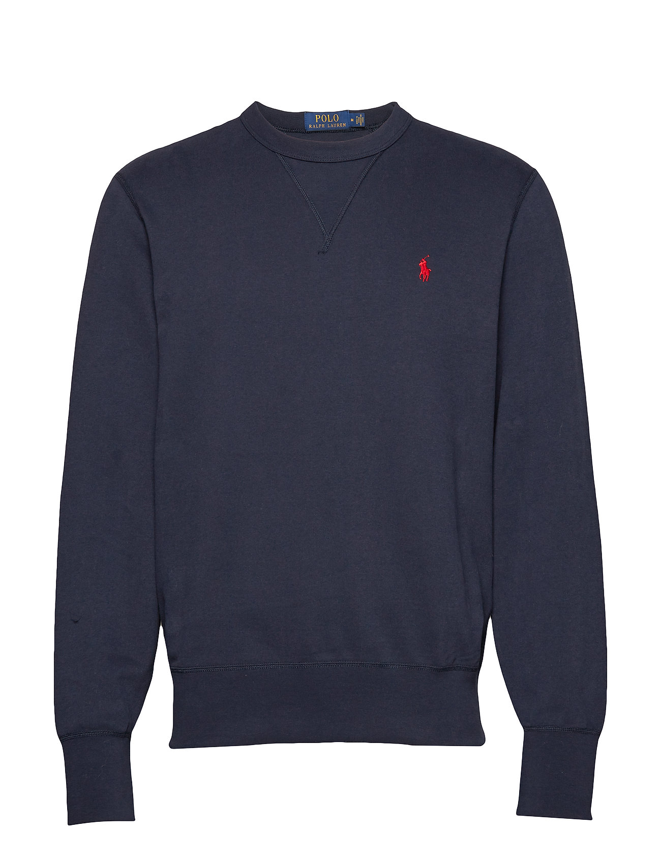 Polo Ralph Lauren Cotton-Blend-Fleece Sweatshirt - AVIATOR NAVY