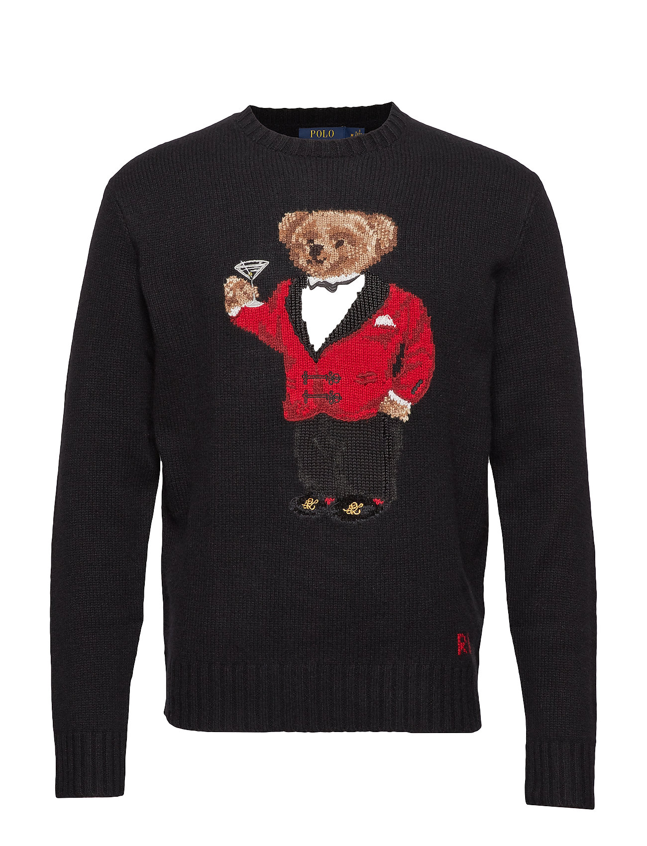 801e354810 Lunar New Year Bear Sweater