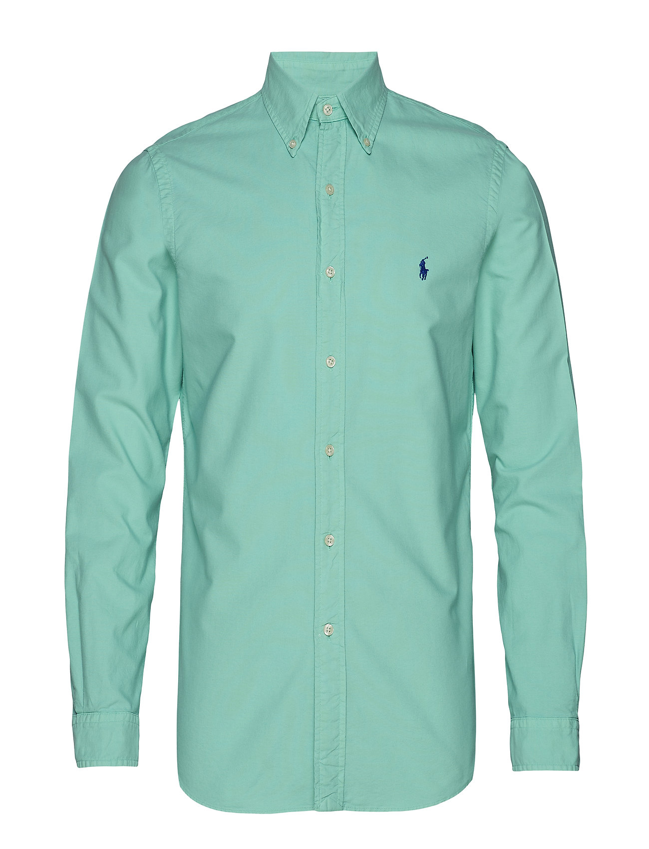 GreenPolo Slim Fit Shirtsunset Ralph Lauren Oxford DW29IEH