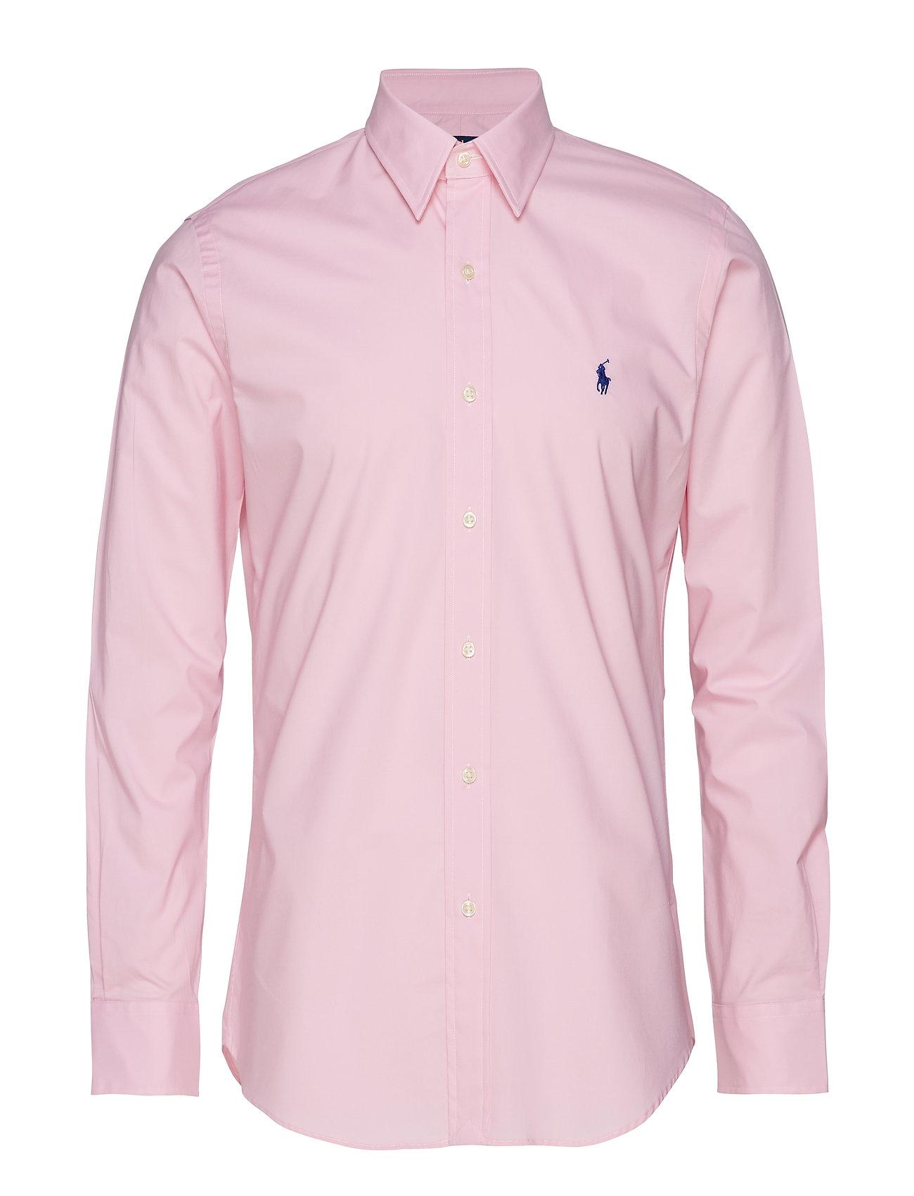 Polo Ralph Lauren Slim Fit Plaid Poplin Shirt