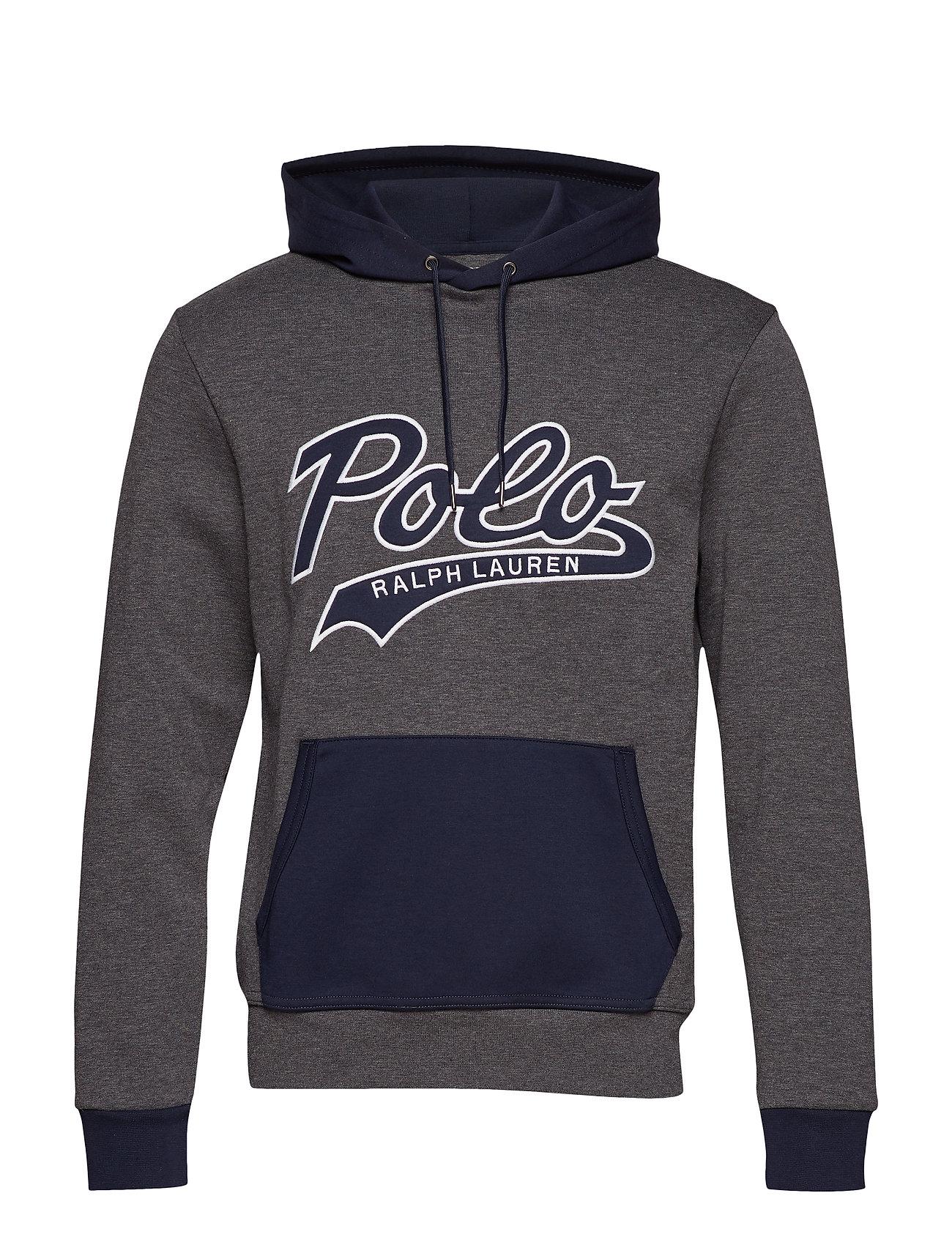 Polo Ralph Lauren Double-Knit Hoodie