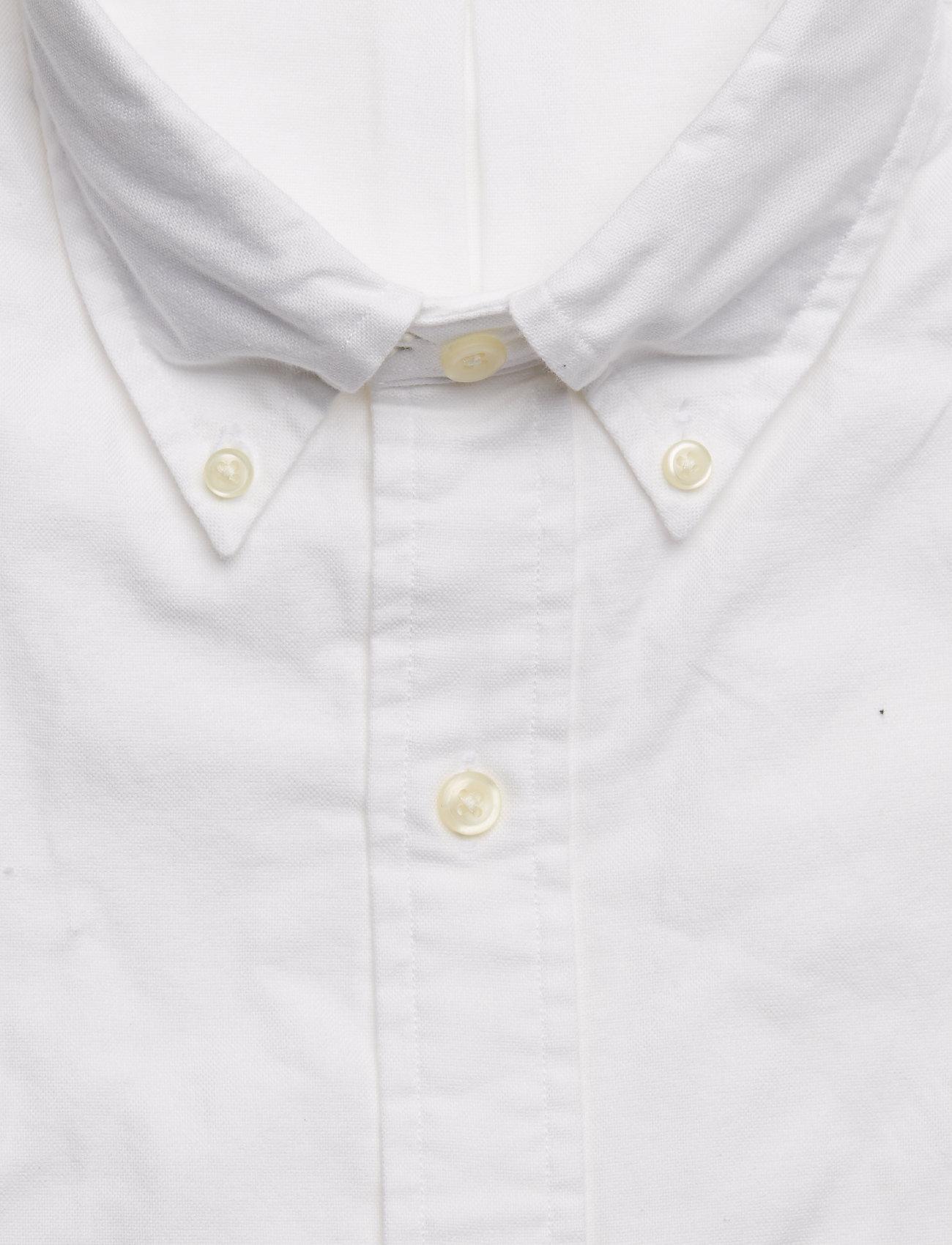 Slim Fit Oxford Shirt (White) (995 kr) - Polo Ralph Lauren