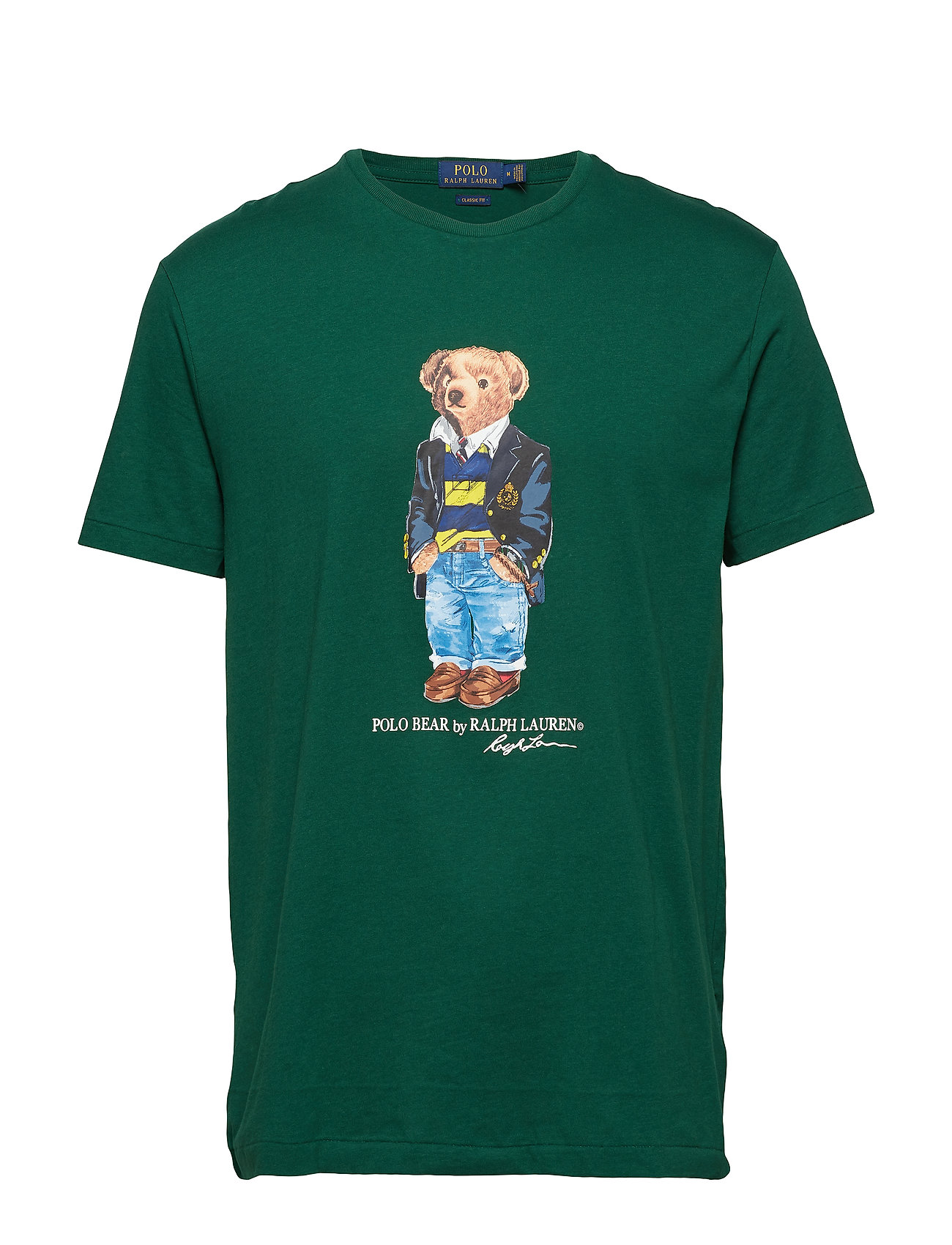 Classic Fit Polo Bear T Shirt New Forest 69 95 Polo Ralph